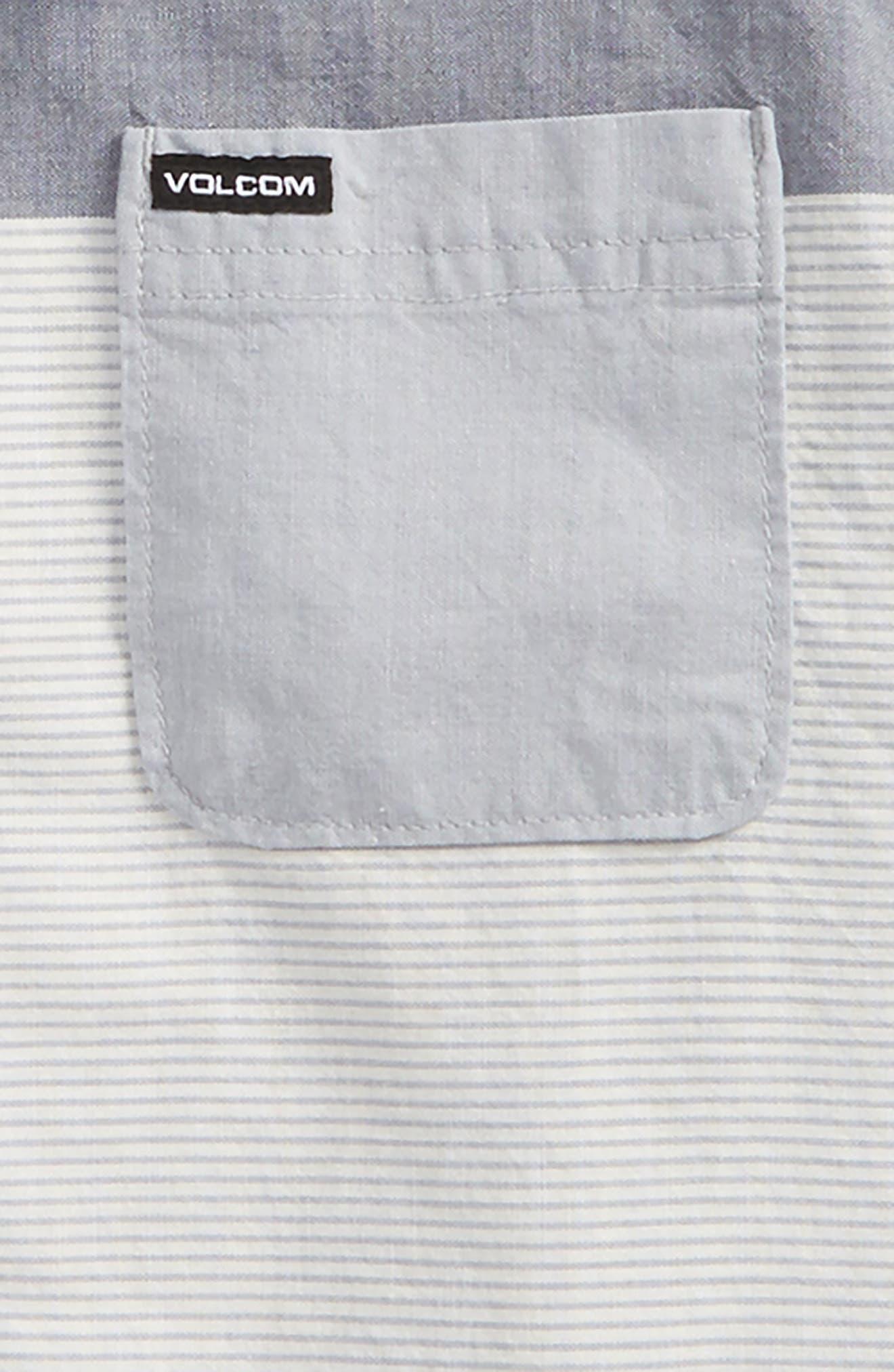 Crestone Woven Shirt,                             Alternate thumbnail 2, color,                             Deep Blue