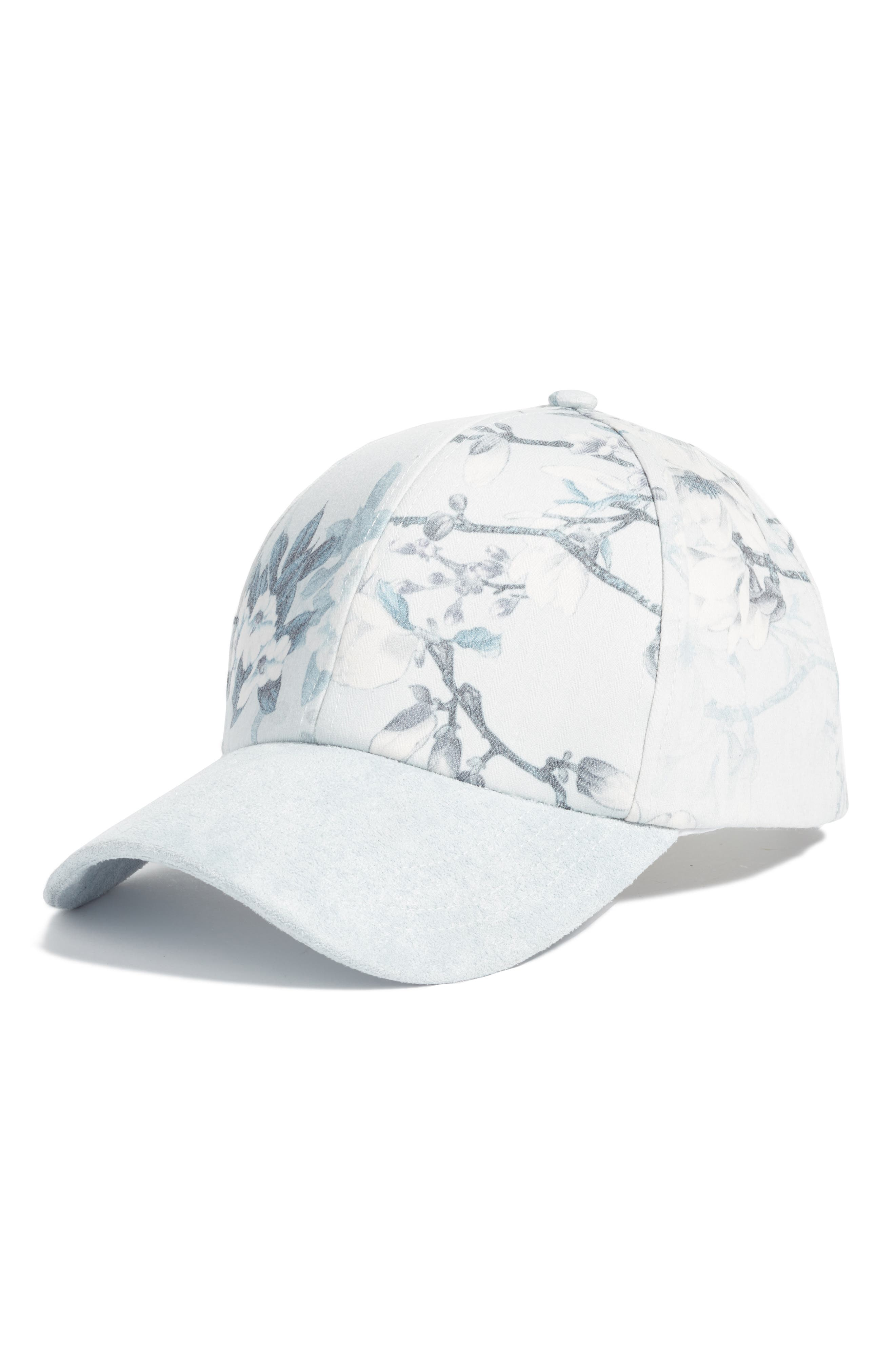 Vince Camuto Orchid Baseball Cap
