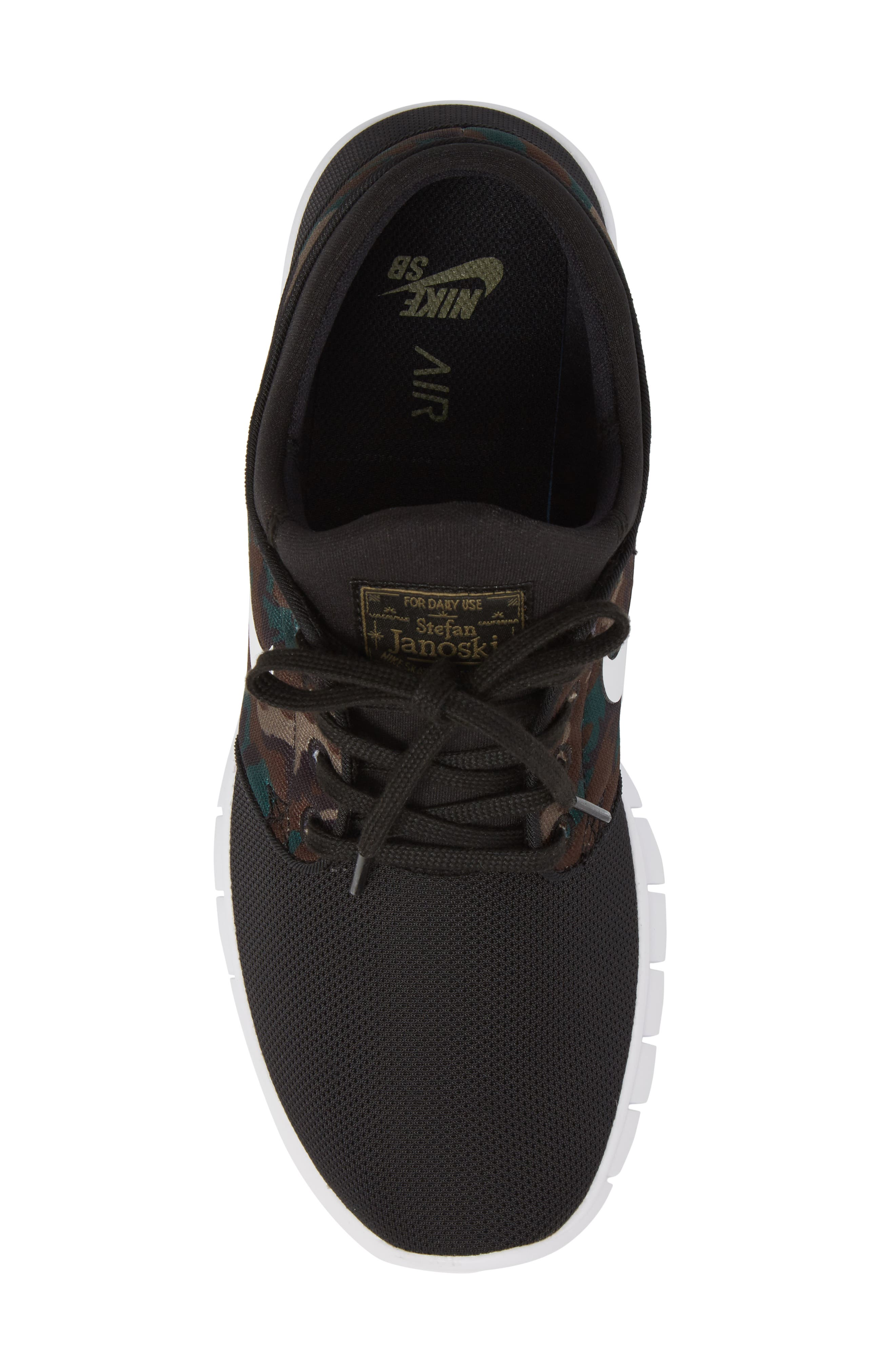 Alternate Image 5  - Nike 'Stefan Janoski - Max SB' Skate Shoe (Men)