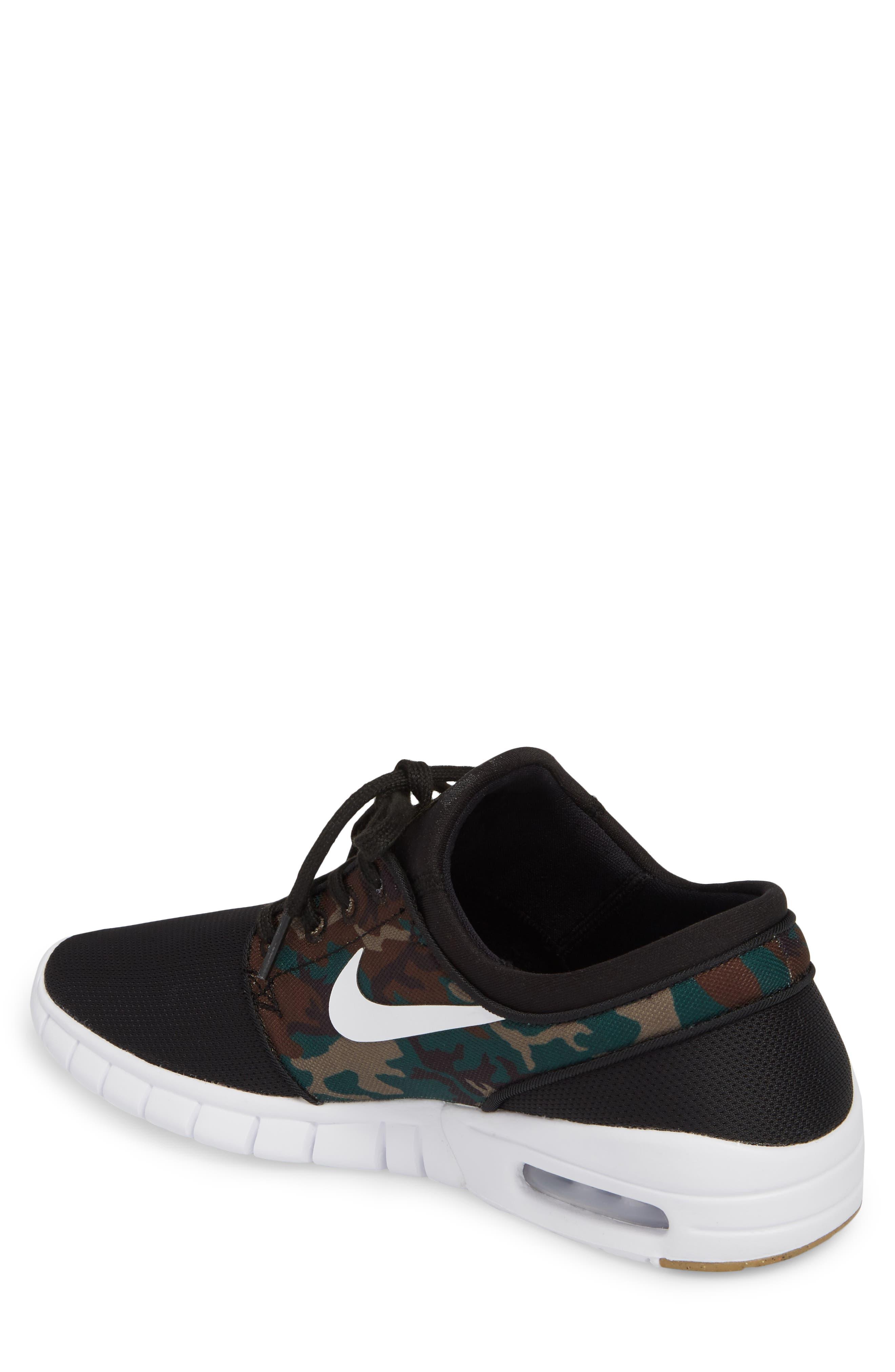Alternate Image 2  - Nike 'Stefan Janoski - Max SB' Skate Shoe (Men)