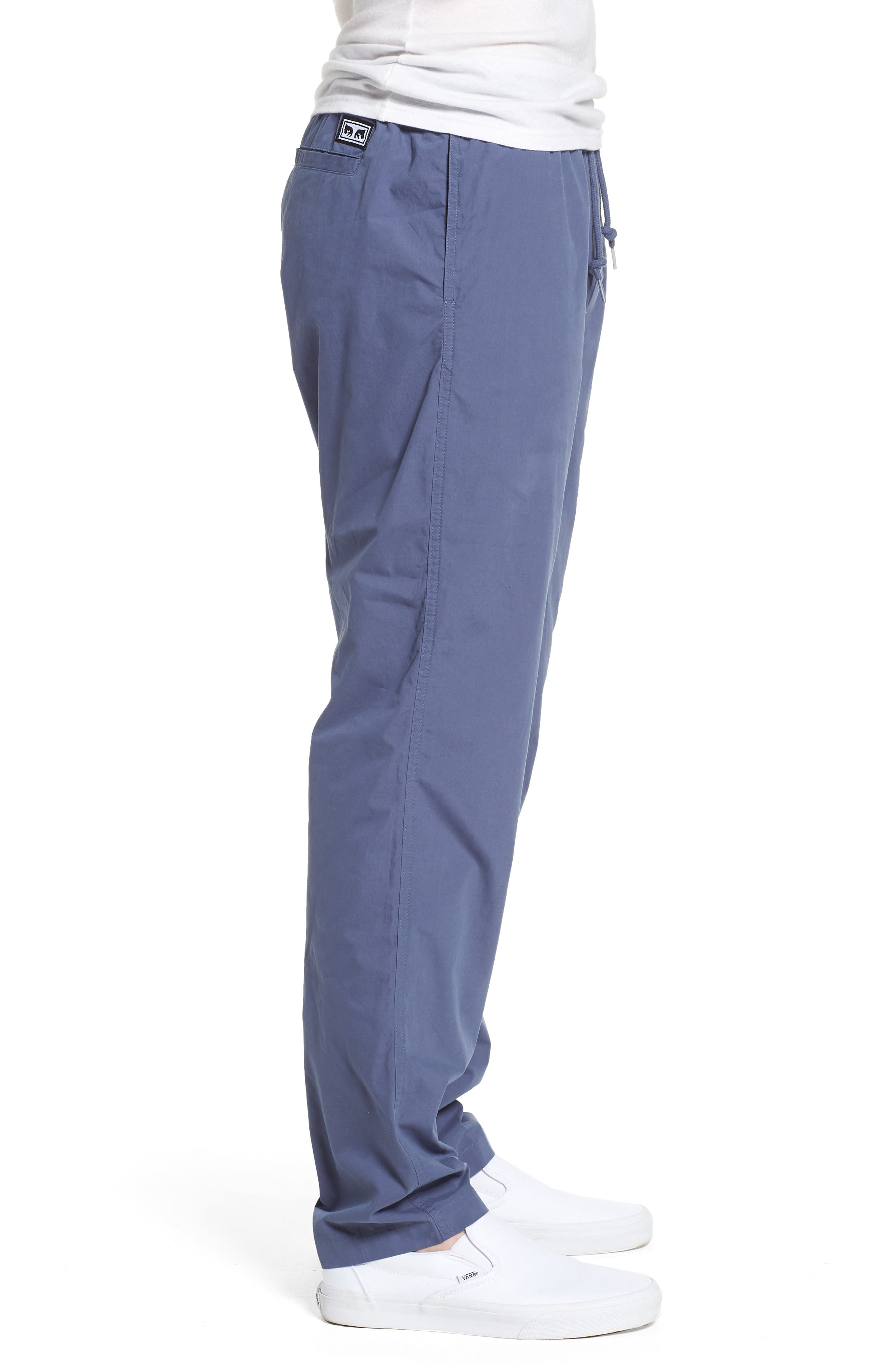 Easy Pants,                             Alternate thumbnail 3, color,                             Vintage Indigo