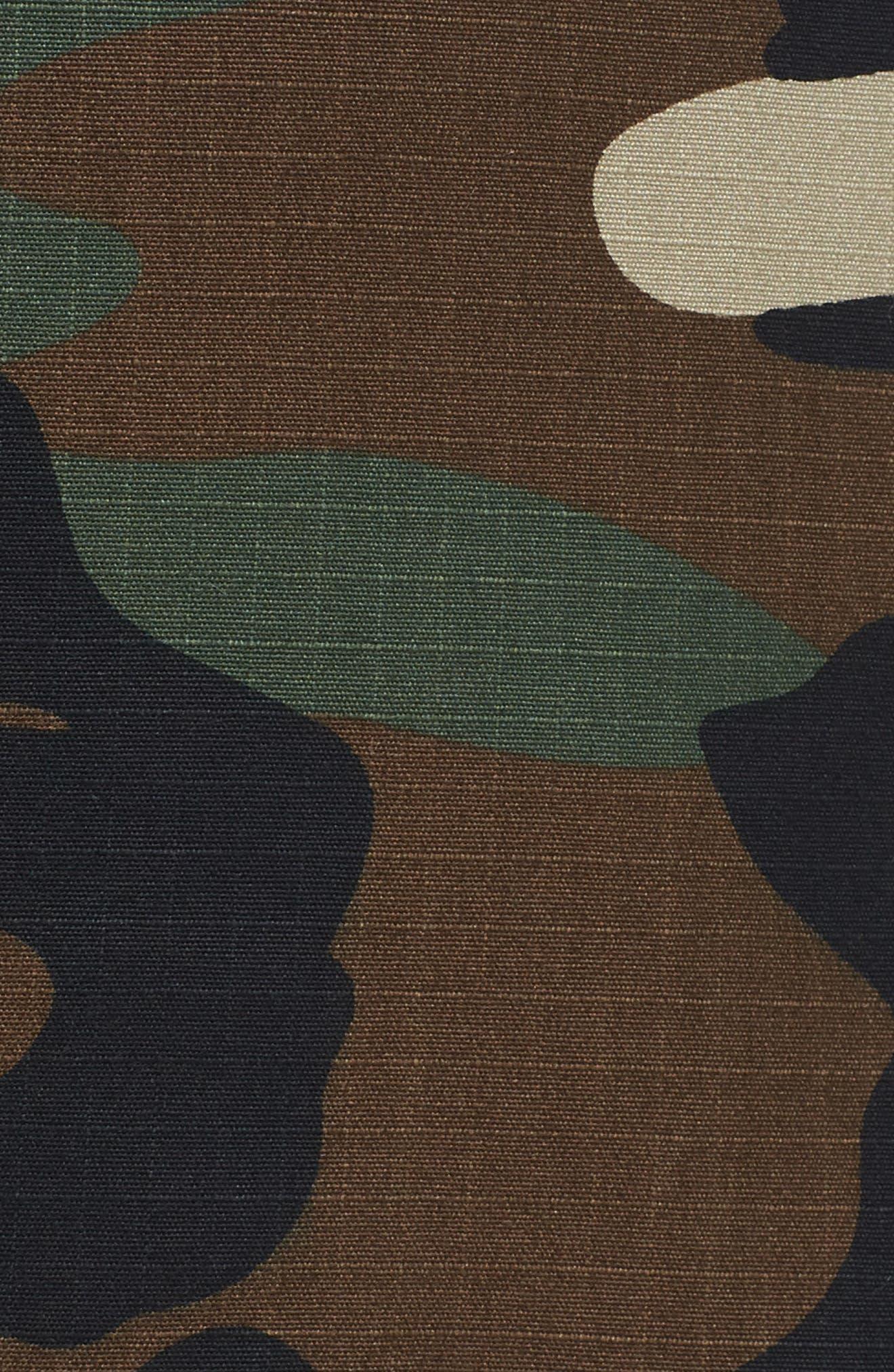 Recon Cargo Pants,                             Alternate thumbnail 5, color,                             Field Camo