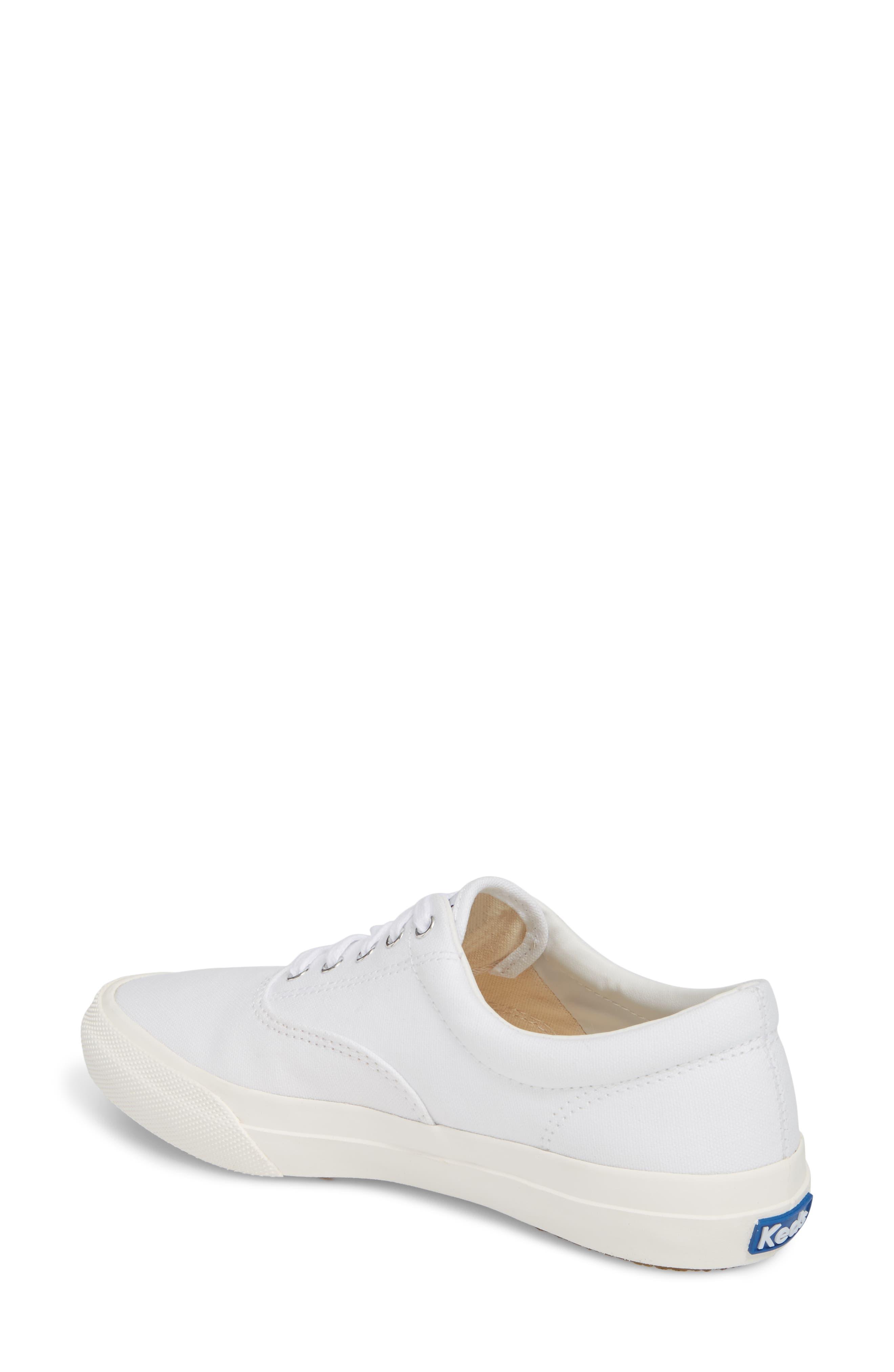 Anchor Sneaker,                             Alternate thumbnail 2, color,                             White