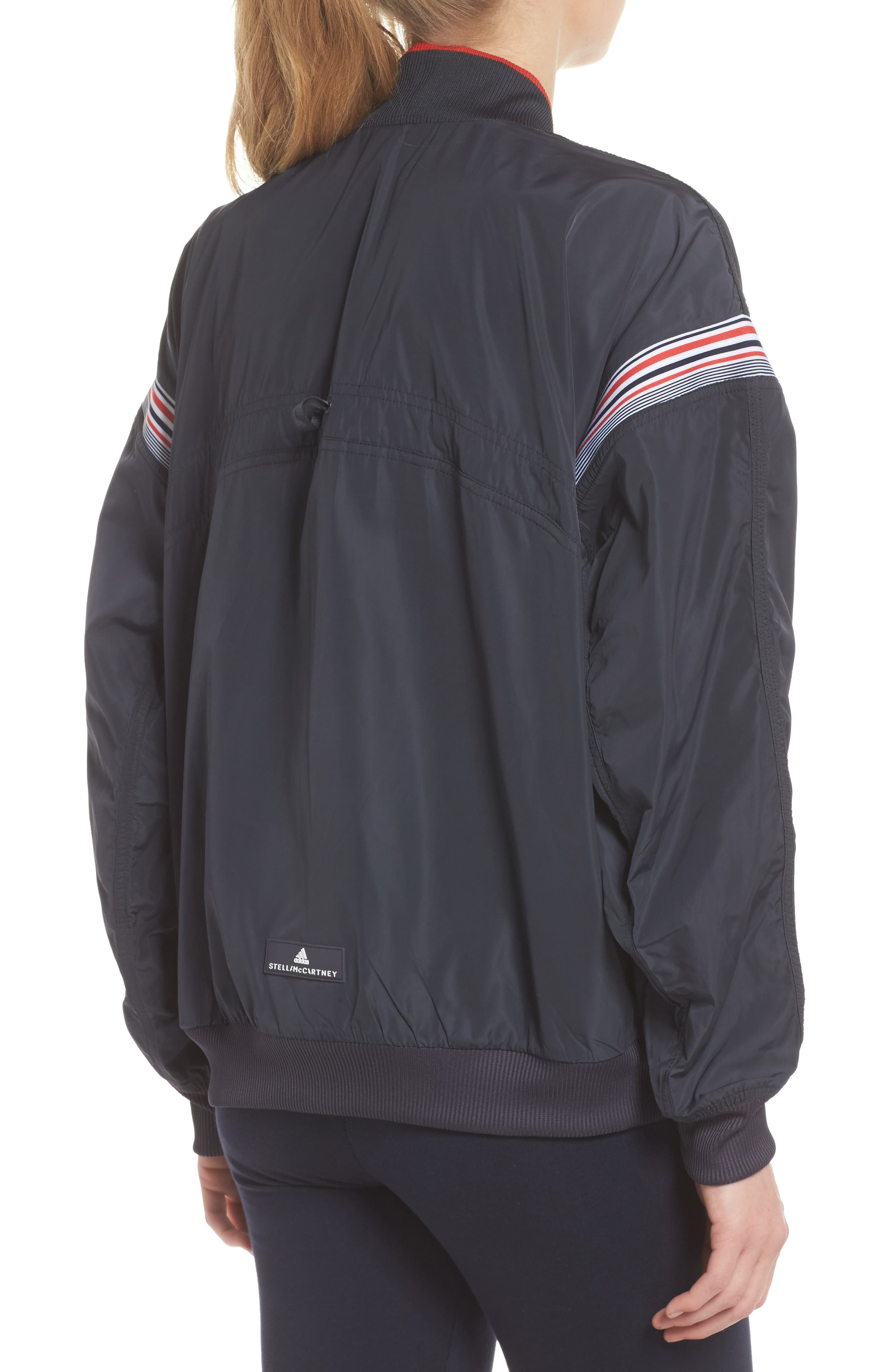 Track Jacket,                             Alternate thumbnail 2, color,                             Night Grey