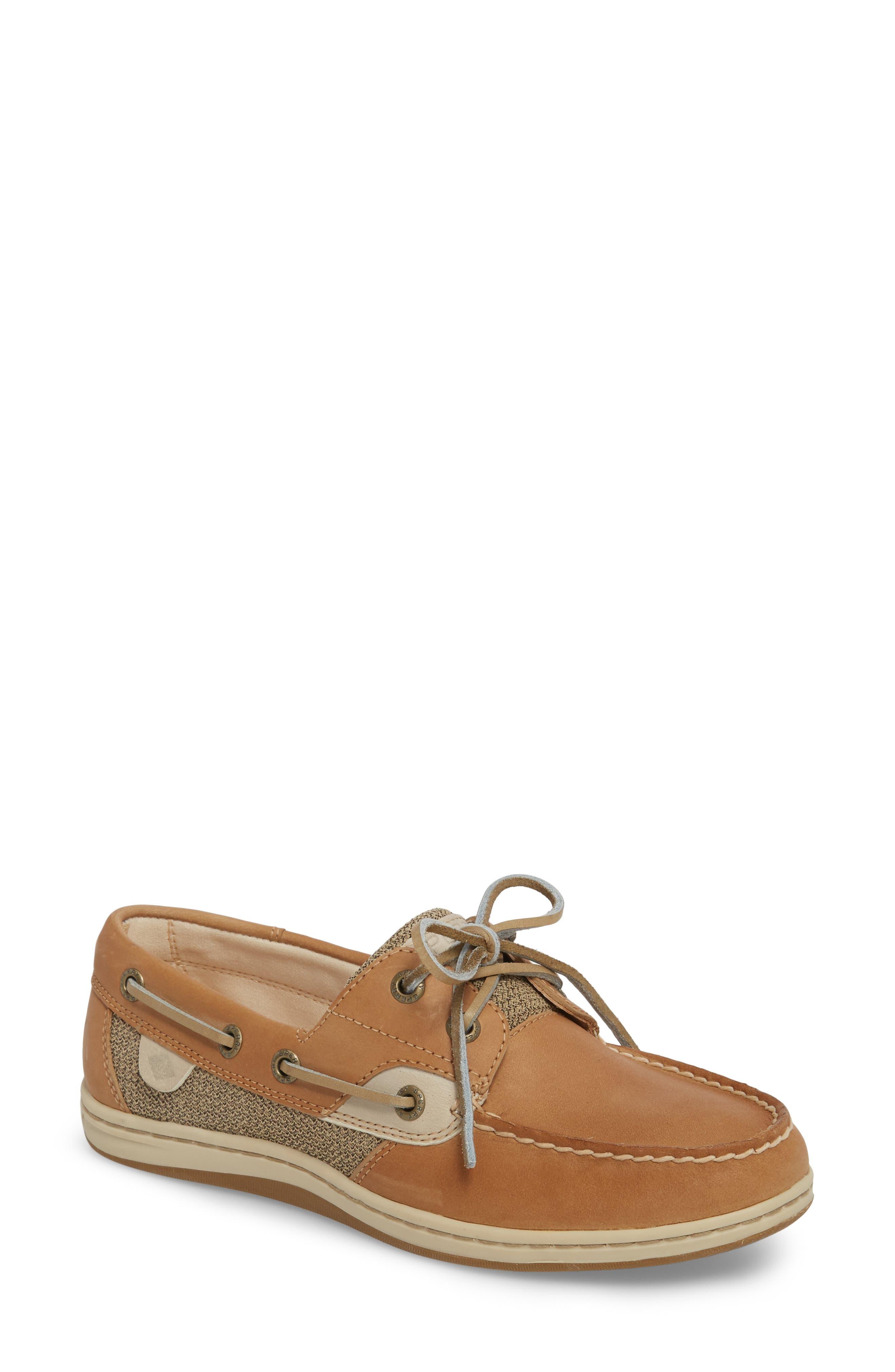 Top-Sider Koifish Loafer,                         Main,                         color, Linen Oat Leather