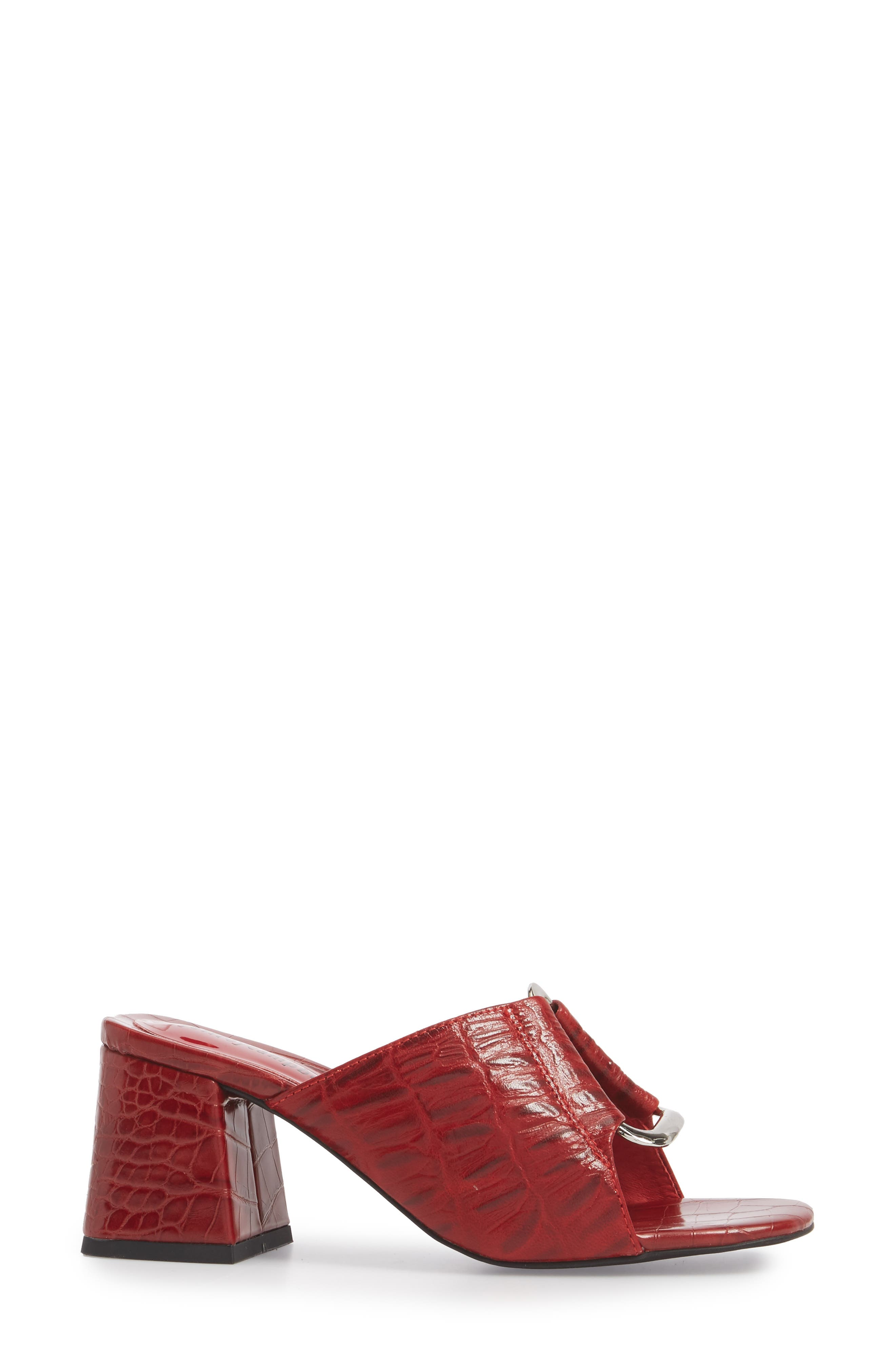 Alternate Image 3  - Jeffrey Campbell Milagro Flared Heel Sandal (Women)