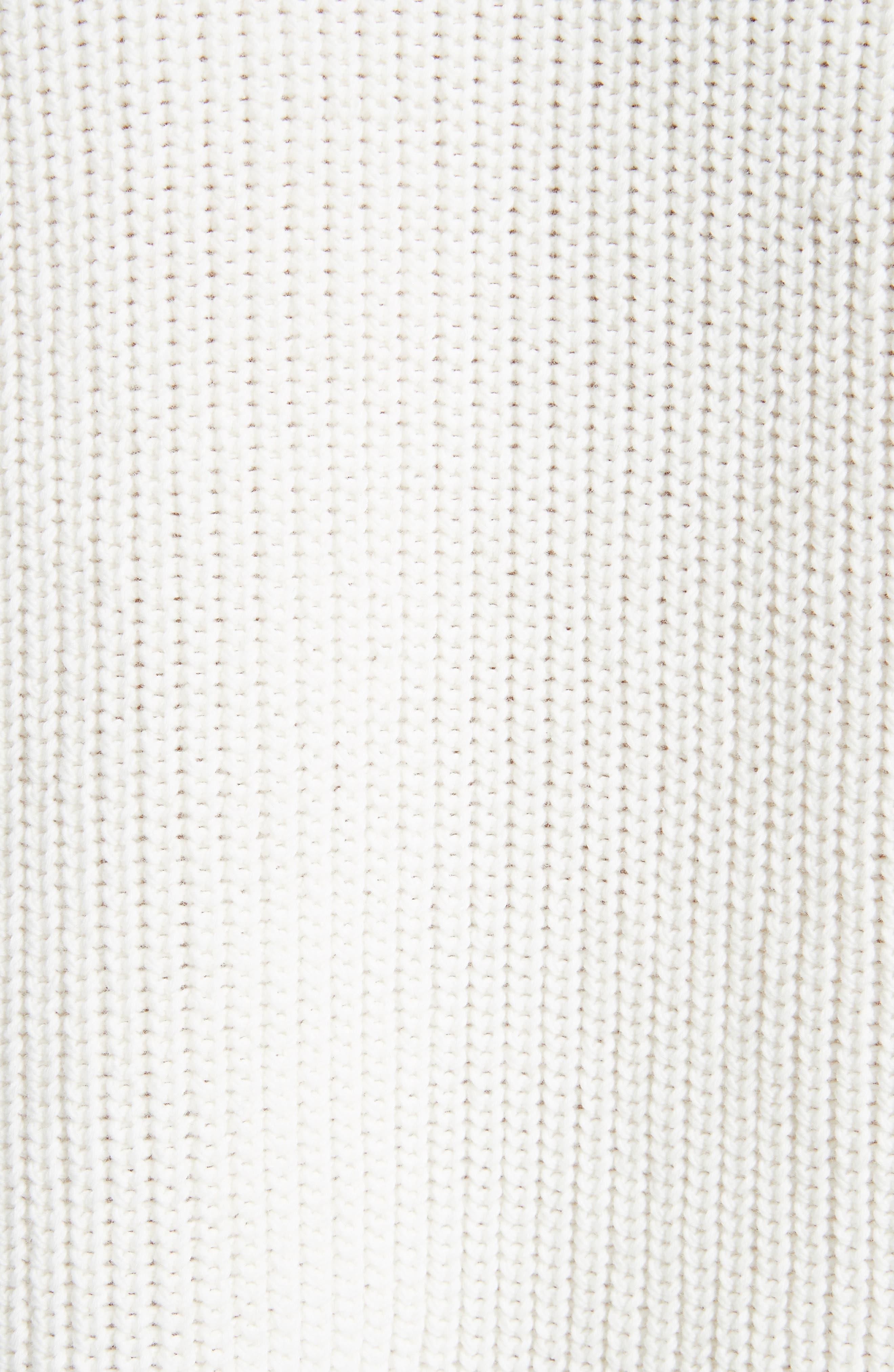 Adanya Sweater,                             Alternate thumbnail 5, color,                             Porcelain