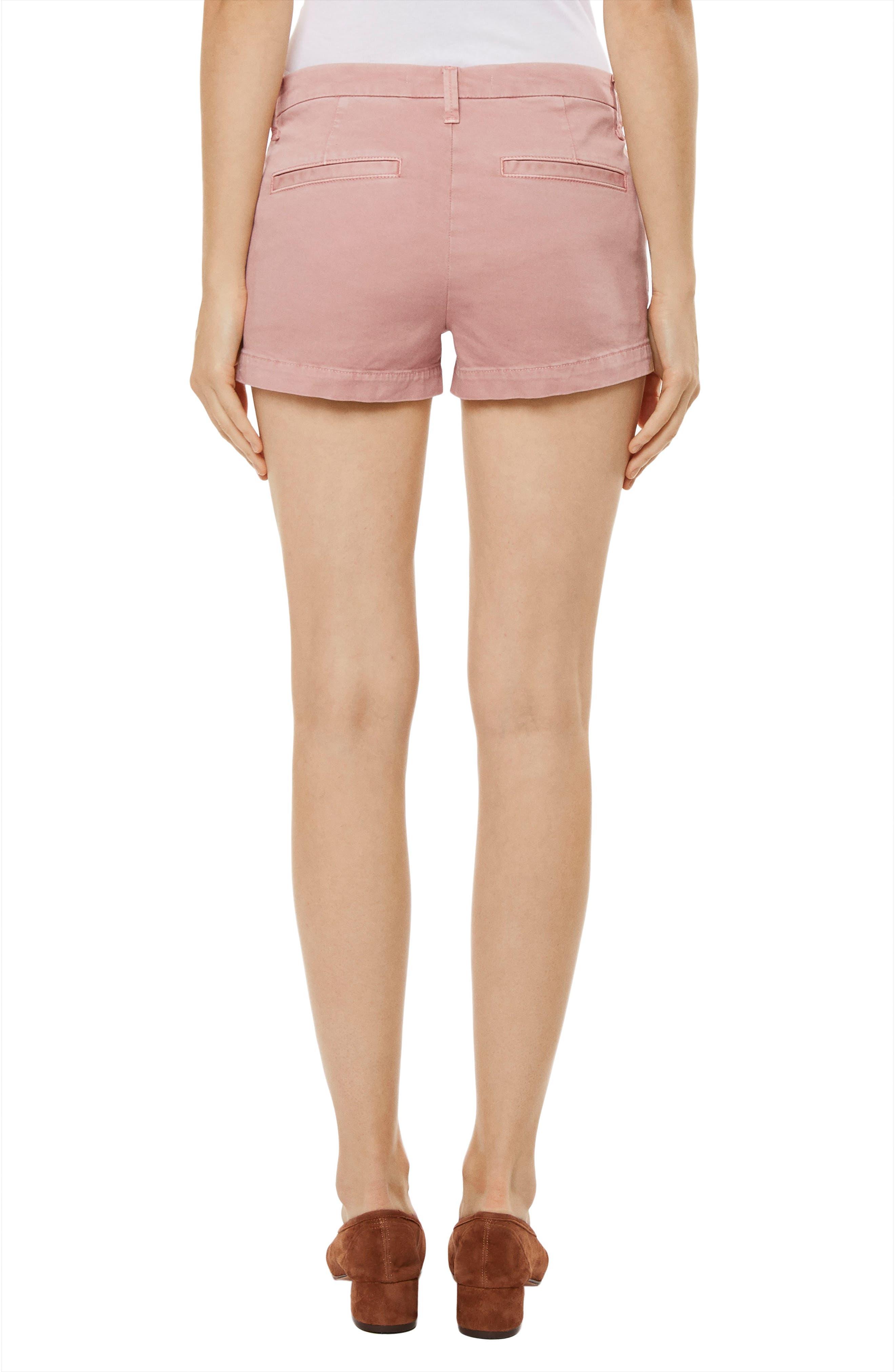 Alternate Image 2  - J Brand Clara Twill Shorts