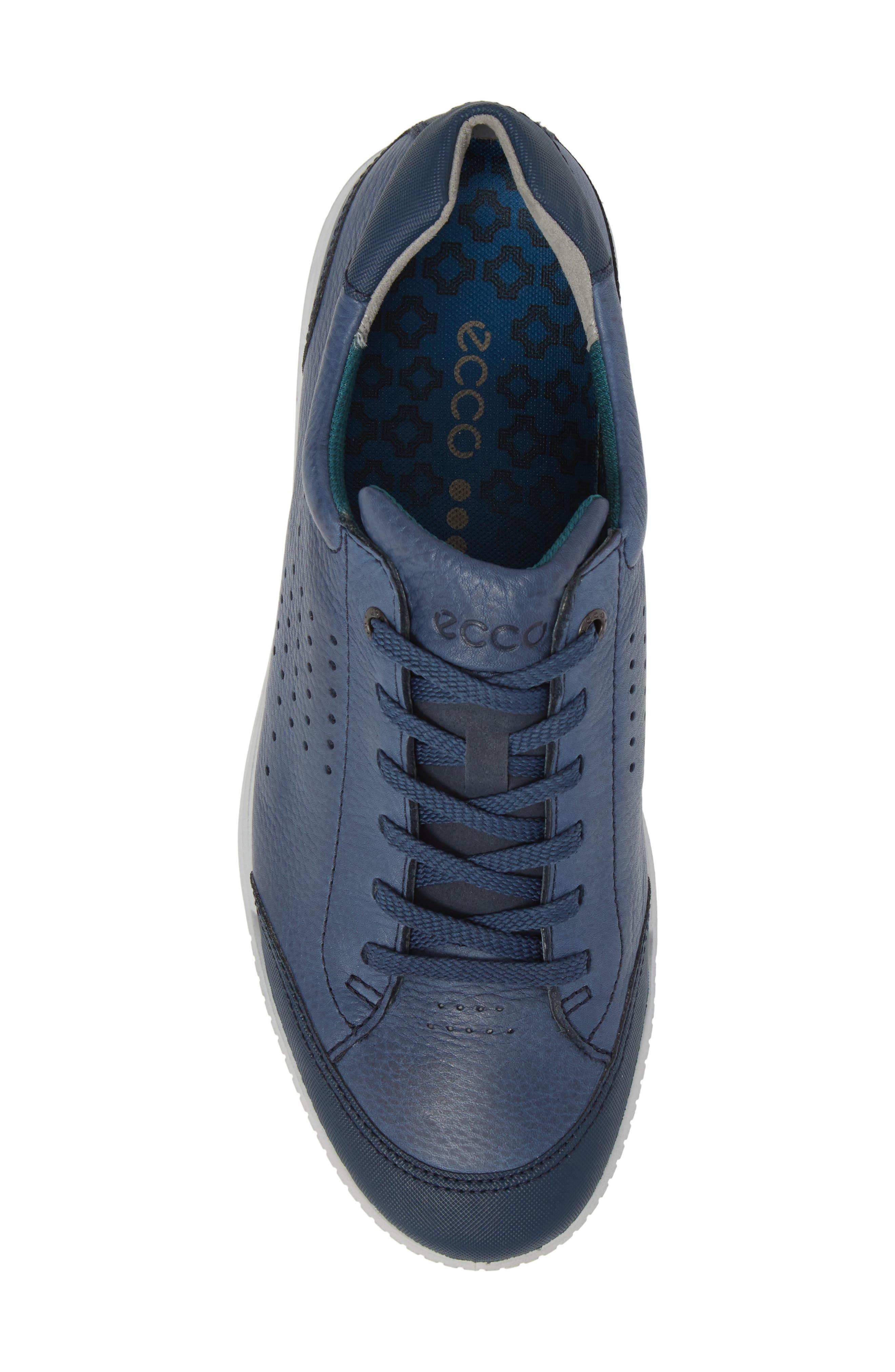 Alternate Image 5  - ECCO Street Retro HM Golf Shoe (Men)