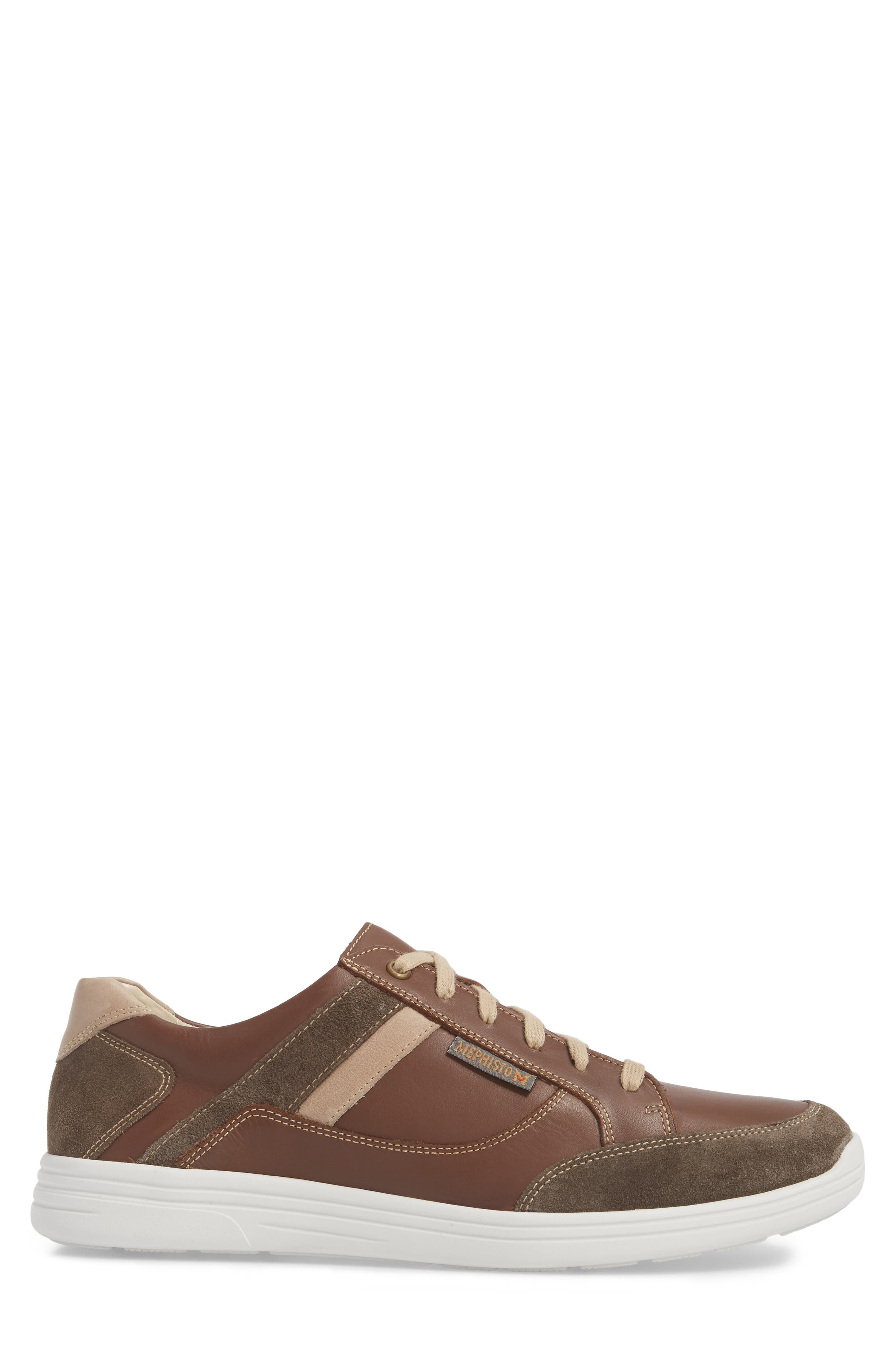 'Frank GoWing' Sneaker,                             Alternate thumbnail 3, color,                             Dark Taupe