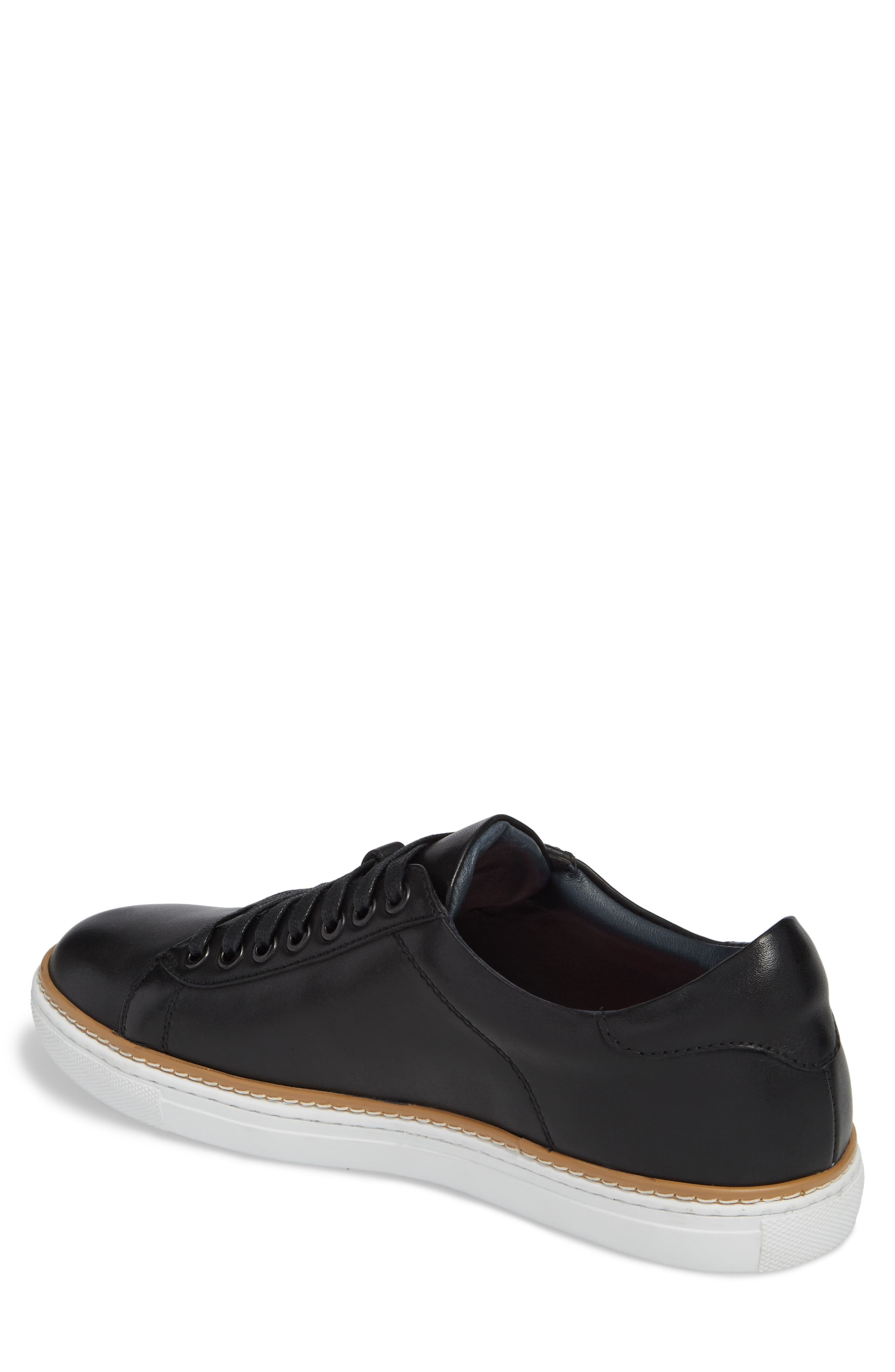Alternate Image 2  - English Laundry Juniper Low Top Sneaker (Men)