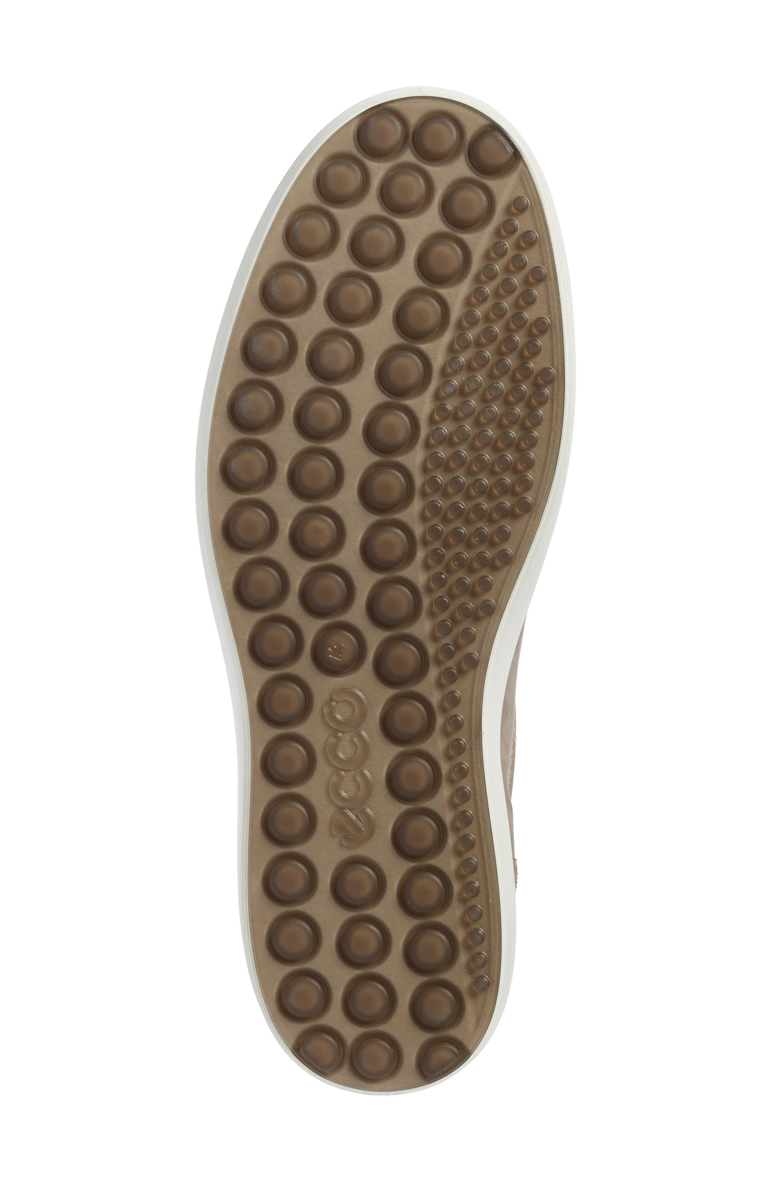 Soft 7 Retro Slip-On Sneaker,                             Alternate thumbnail 6, color,                             Moonrock Leather