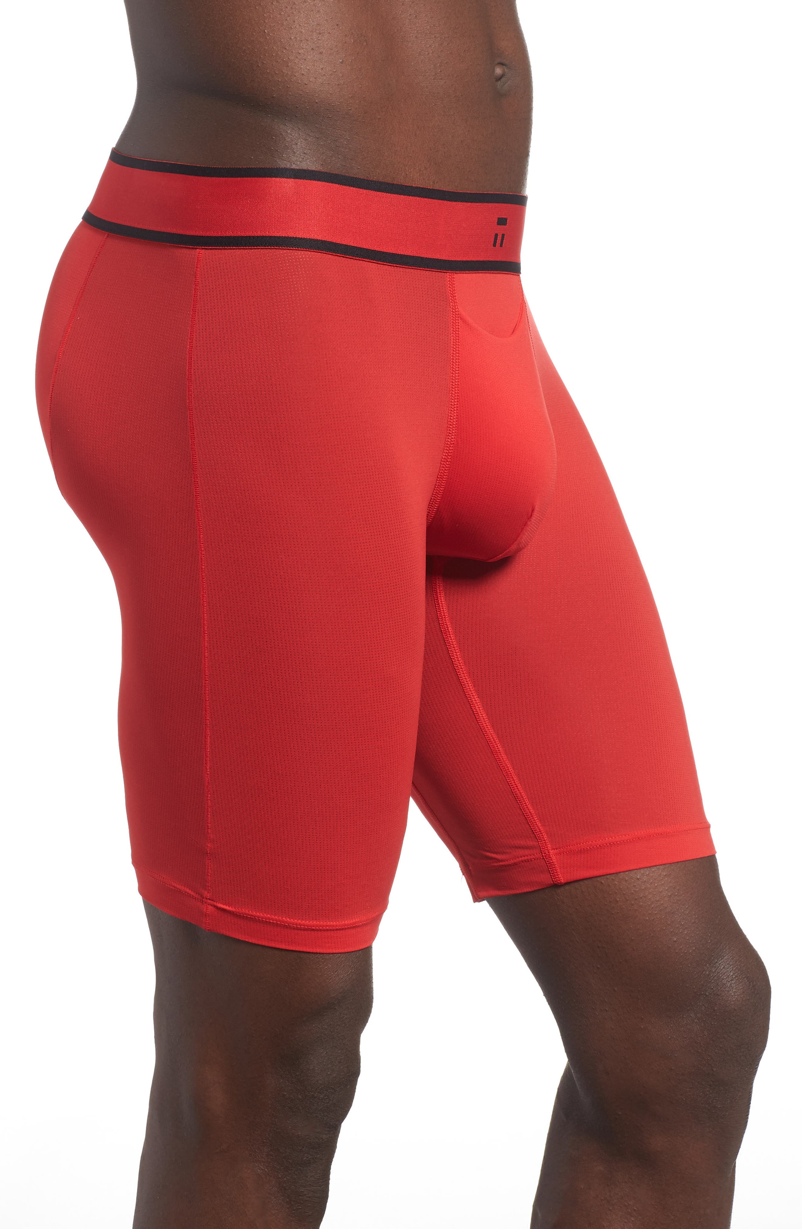 Air Boxer Briefs,                             Alternate thumbnail 3, color,                             Revolution Red