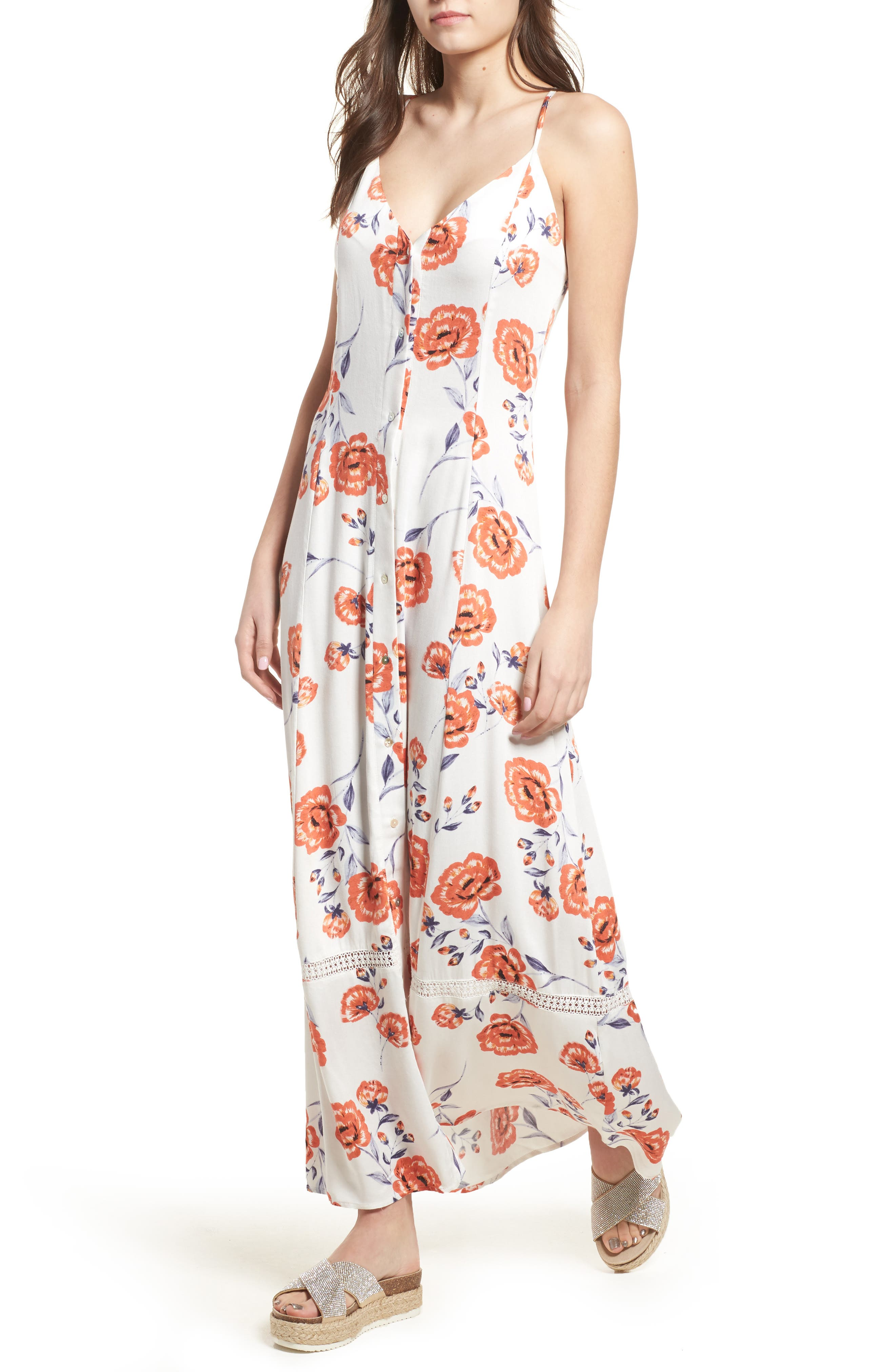Sweet Surrender Maxi Dress,                         Main,                         color, Multi