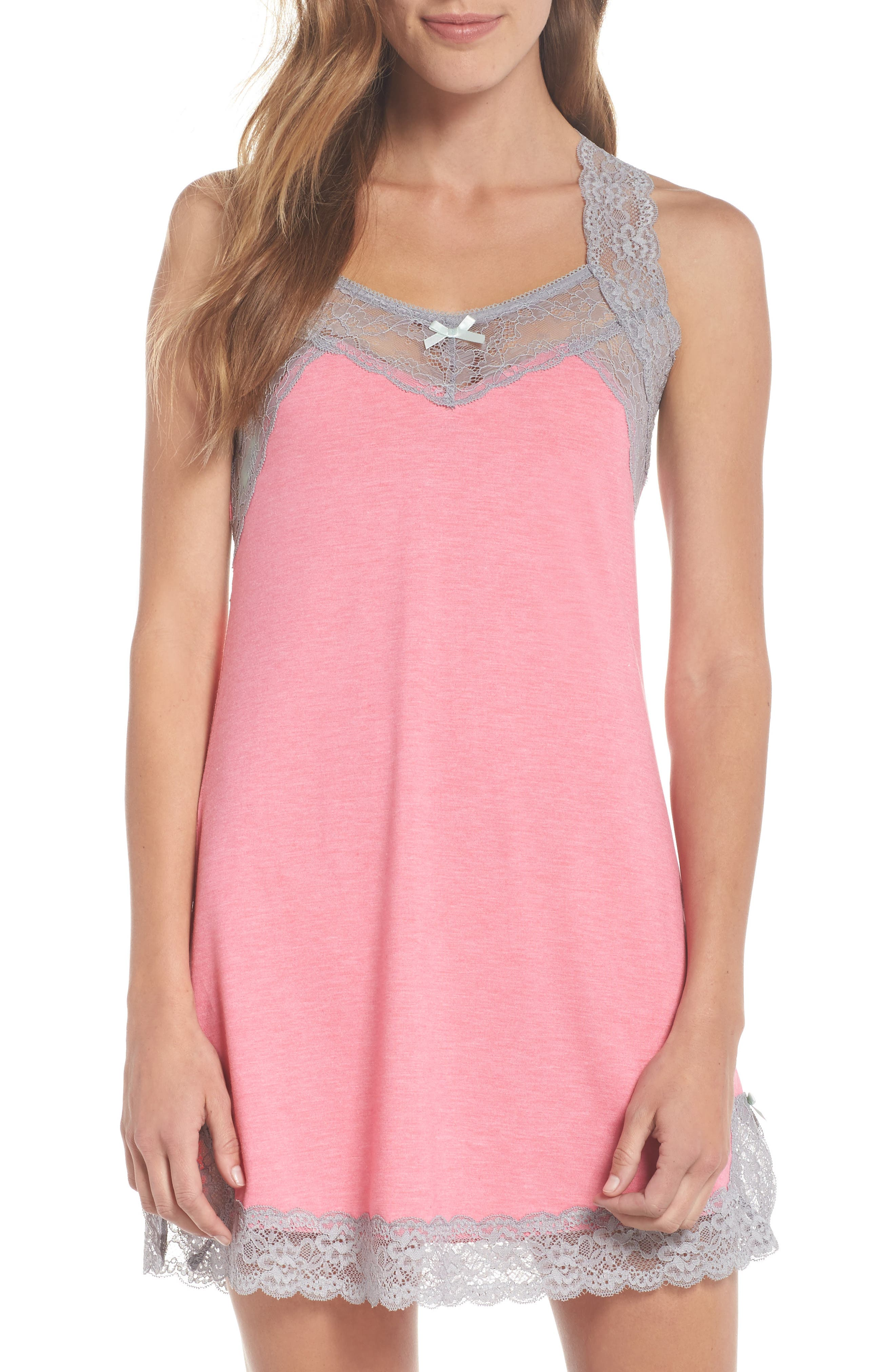 Alternate Image 1 Selected - Honeydew Intimates Ahna Chemise (2 for $60)