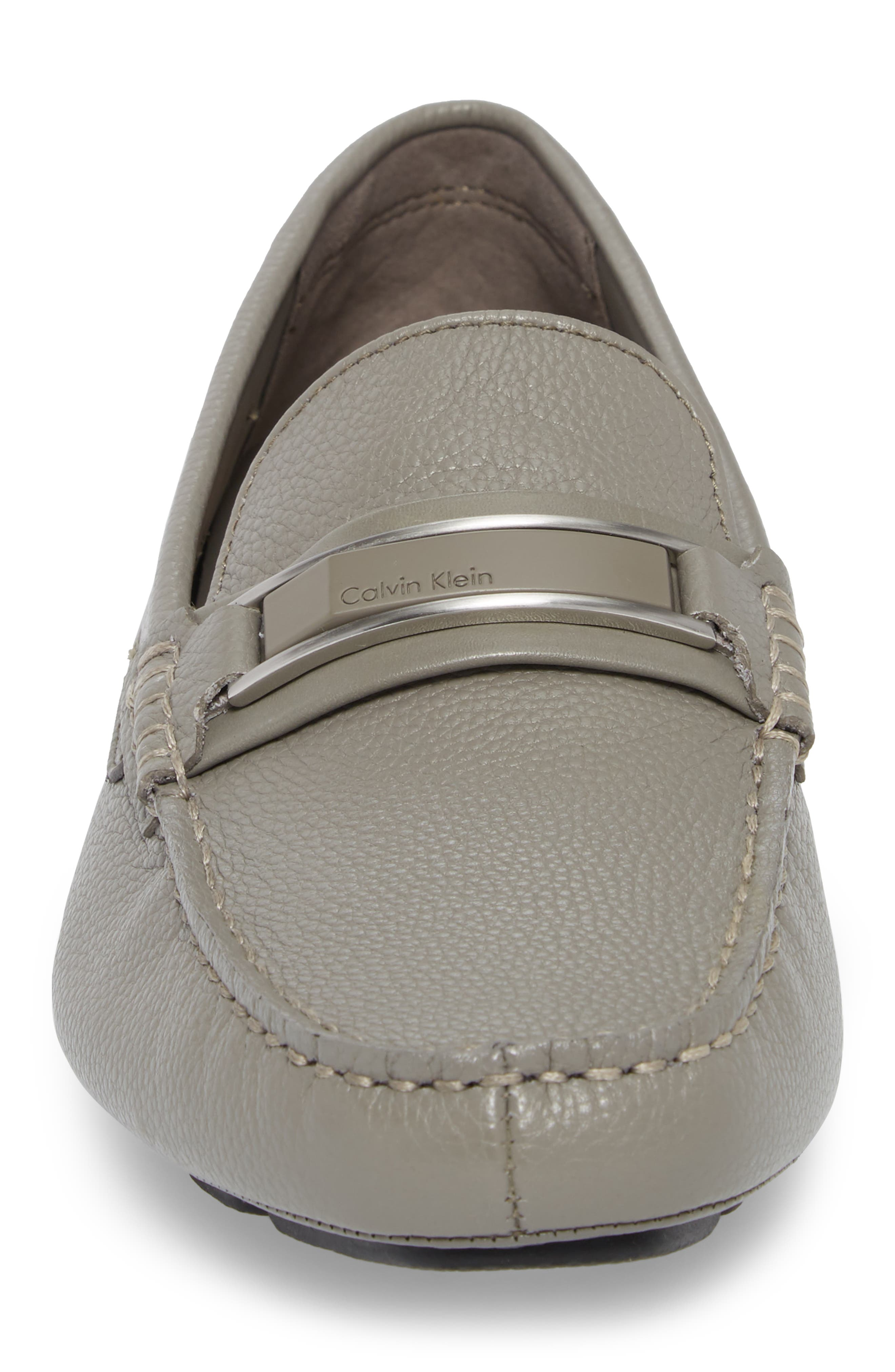 Madsen Bit Driving Moccasin,                             Alternate thumbnail 4, color,                             Toffee Leather