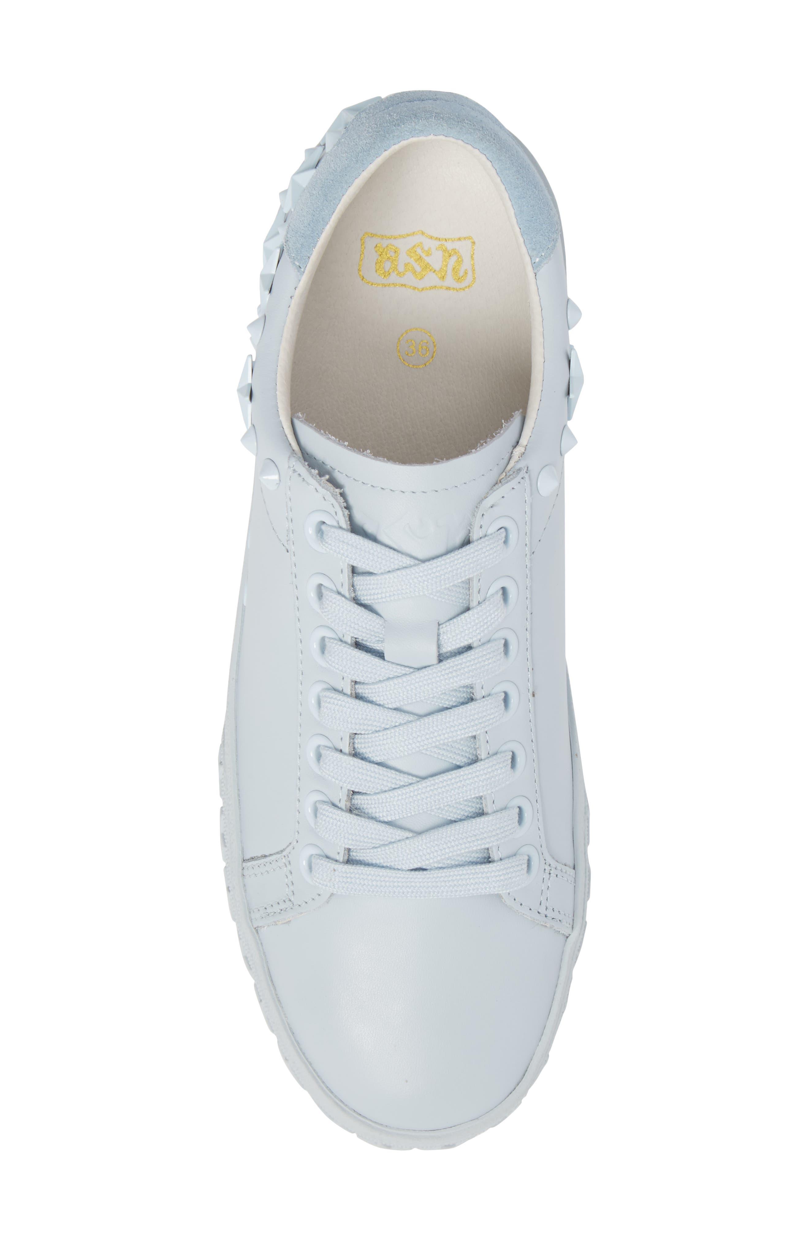 Dazed Sneaker,                             Alternate thumbnail 5, color,                             Ice Blue