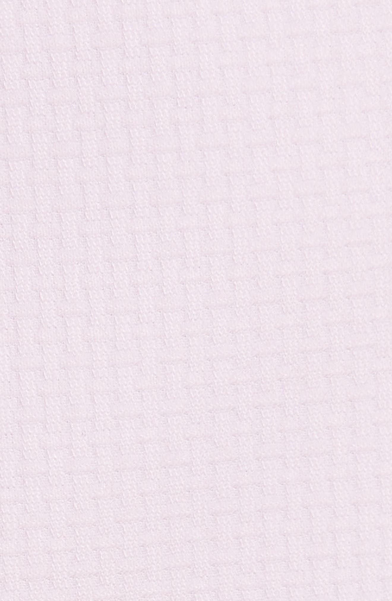 Jareye Cutout Tunic Dress,                             Alternate thumbnail 5, color,                             Dusky Pink
