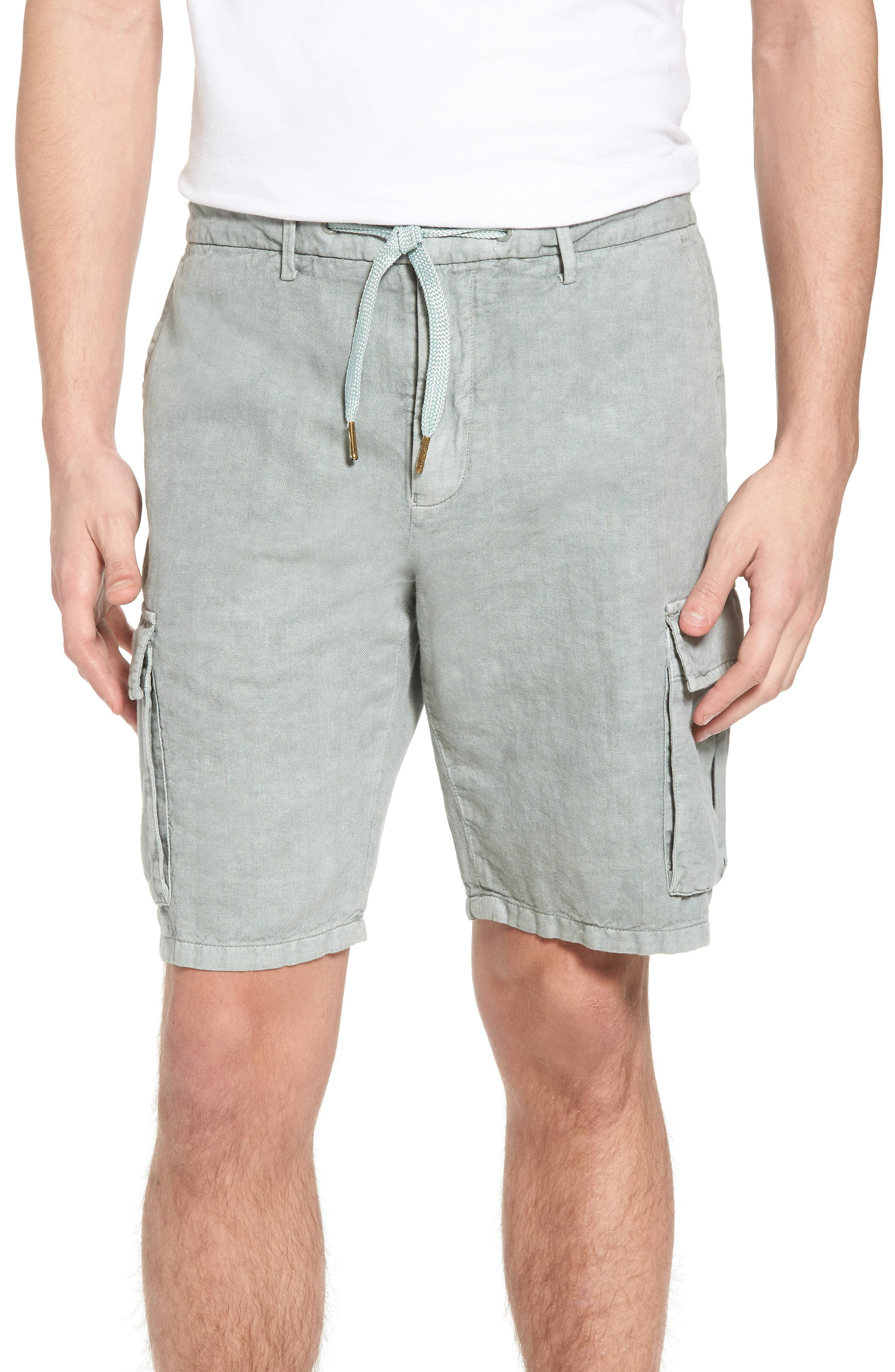 Scotch & Soda Garment Dyed Cargo Shorts