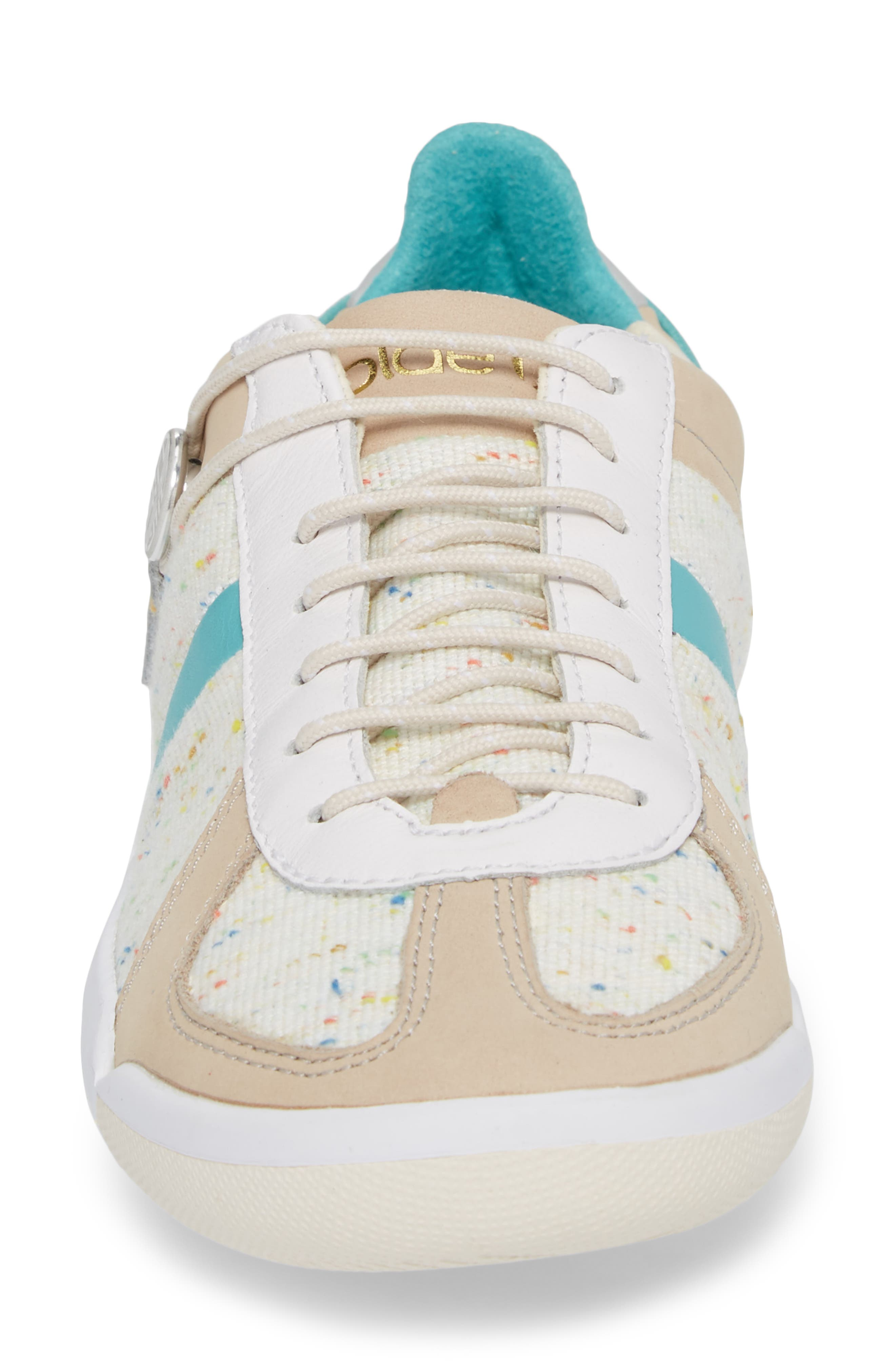 Butler Sneaker,                             Alternate thumbnail 4, color,                             Turtledove Leather