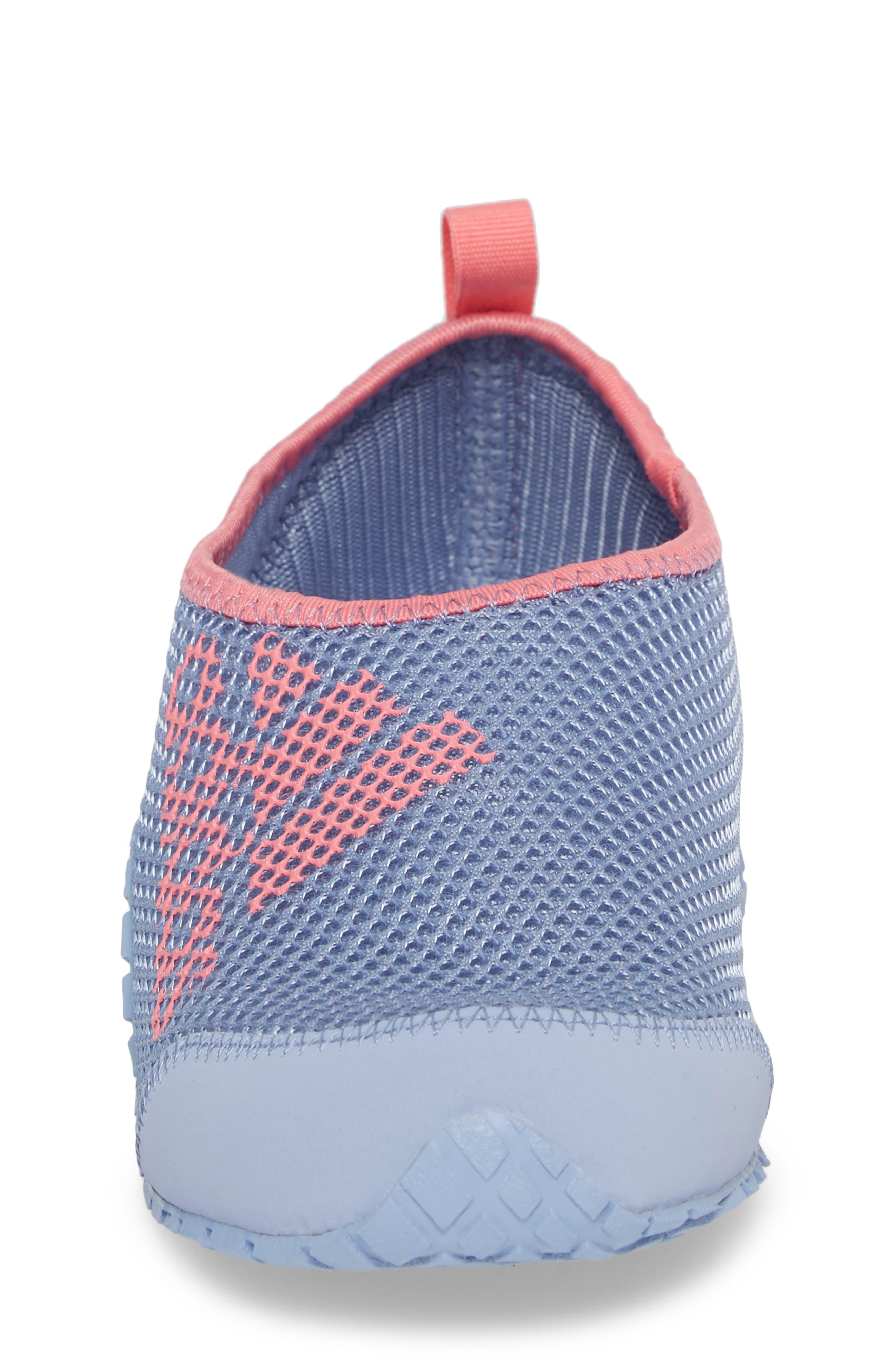Alternate Image 4  - adidas Kurobe Mesh Slip-On Water Shoe (Toddler, Little Kid & Big Kid)