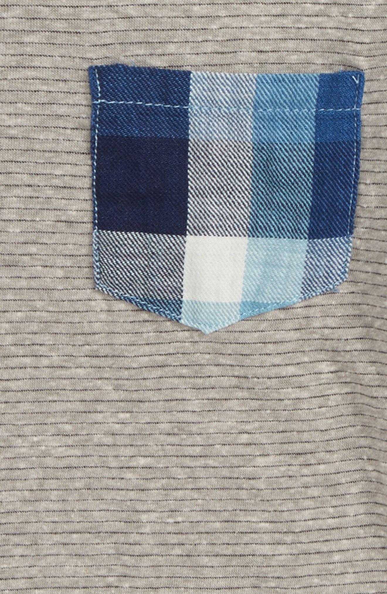 Ranger Pocket T-Shirt,                             Alternate thumbnail 2, color,                             La Jolla