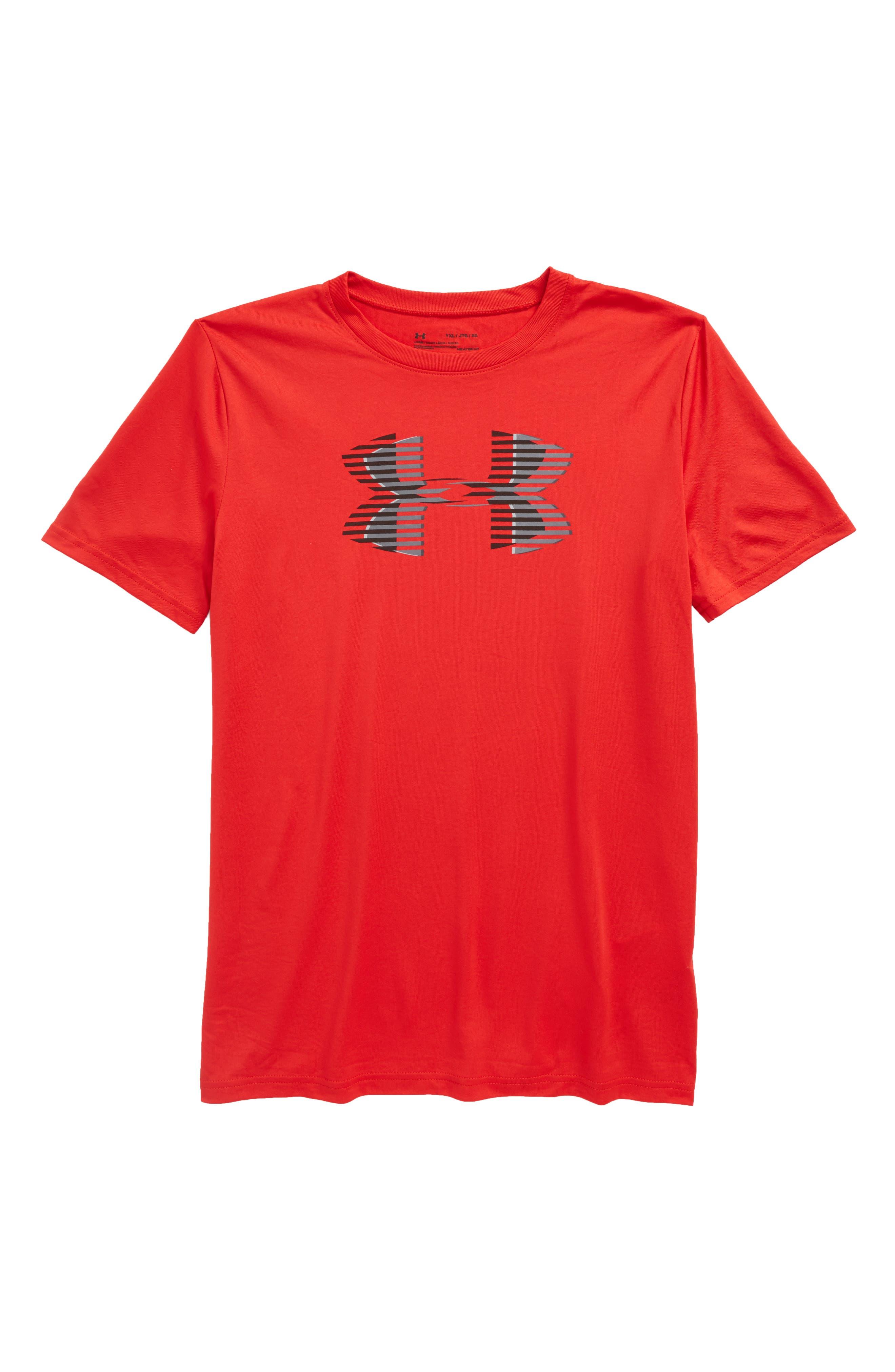 Under Armour Tech Big Logo T-Shirt (Big Boys)