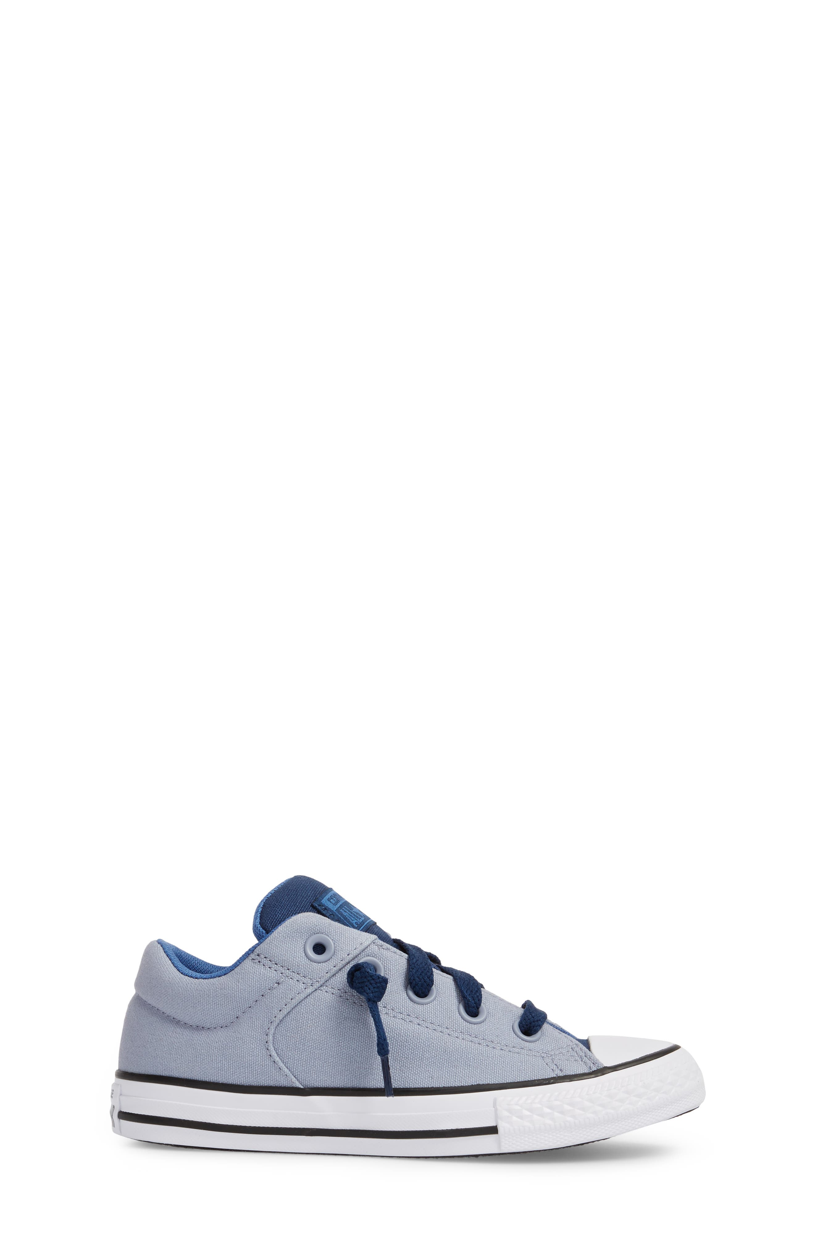 Chuck Taylor<sup>®</sup> All Star<sup>®</sup> 'High Street' Slip-On Sneaker,                             Alternate thumbnail 3, color,                             Glacier Grey