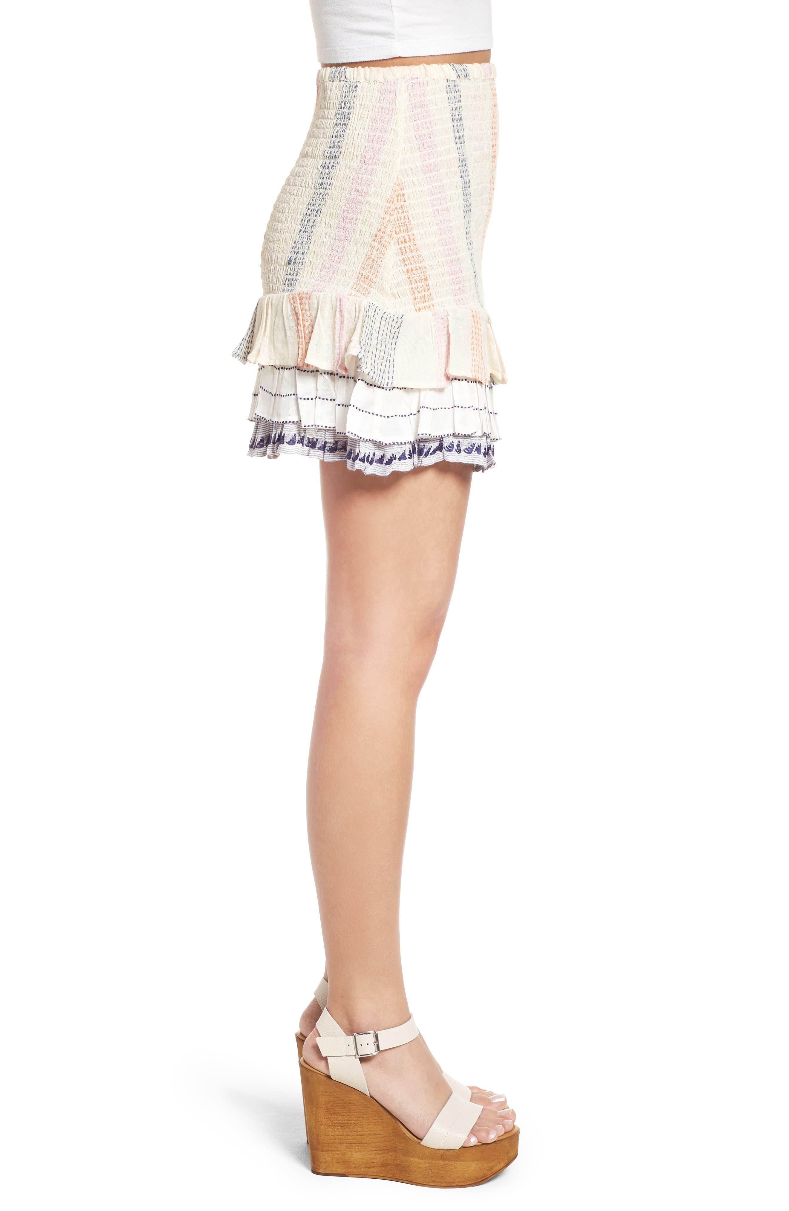 Alternate Image 4  - Tularosa Drea Miniskirt