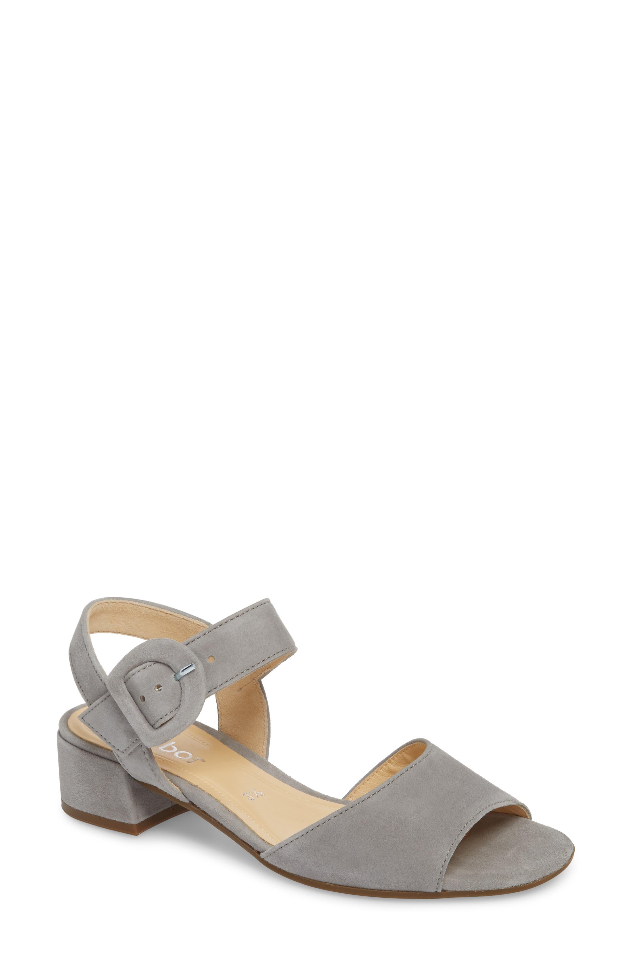 Gabor Block Heel Sandal (Women)