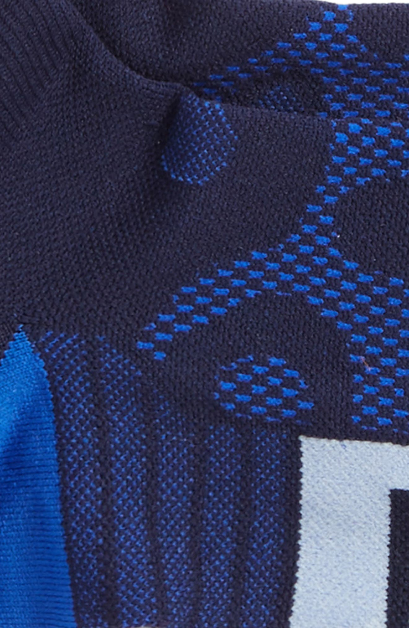 Papago Tab Socks,                             Alternate thumbnail 2, color,                             Blue