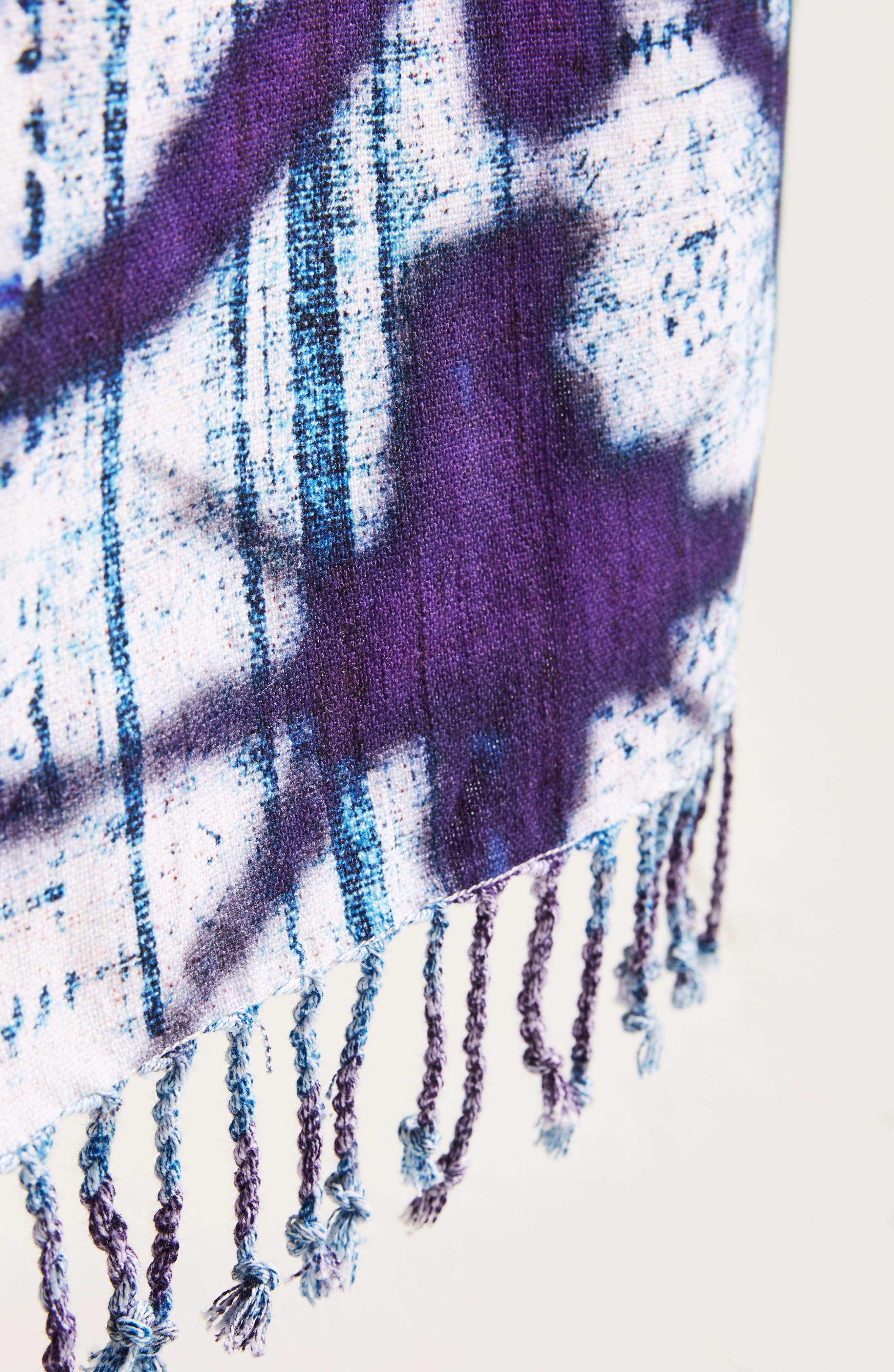Alara Table Runner,                             Alternate thumbnail 2, color,                             Blue