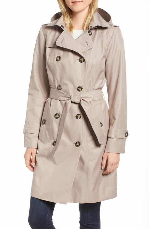 c045a15ae12bf London Fog Double Breasted Trench Coat