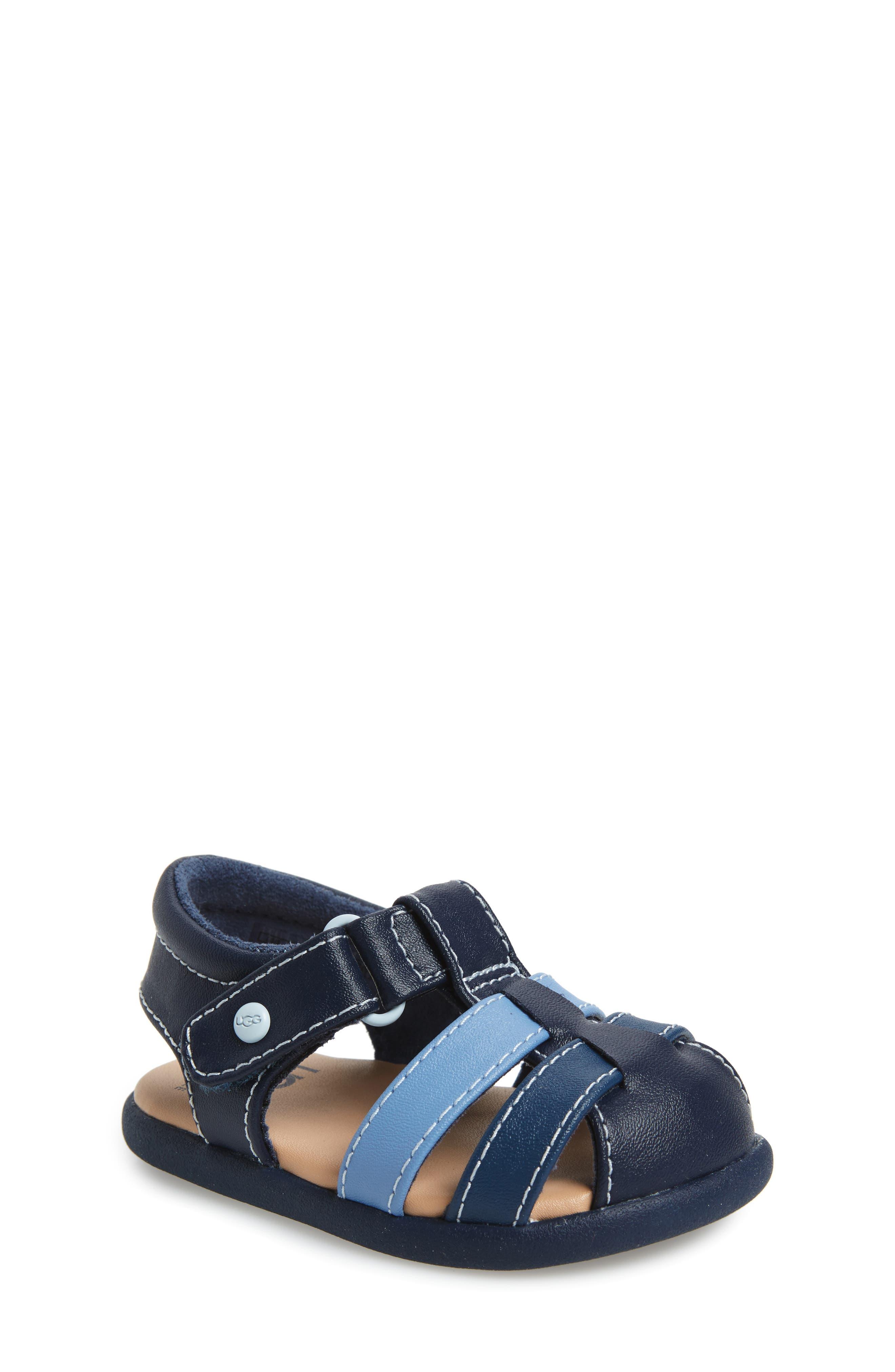 Kolding Sandal,                         Main,                         color, Navy