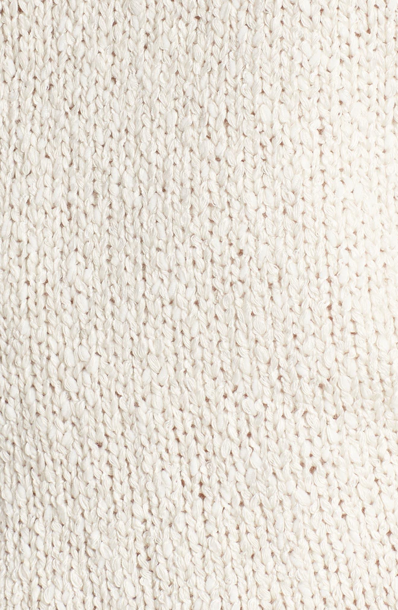 Carissa Sweater,                             Alternate thumbnail 6, color,                             Oatmeal