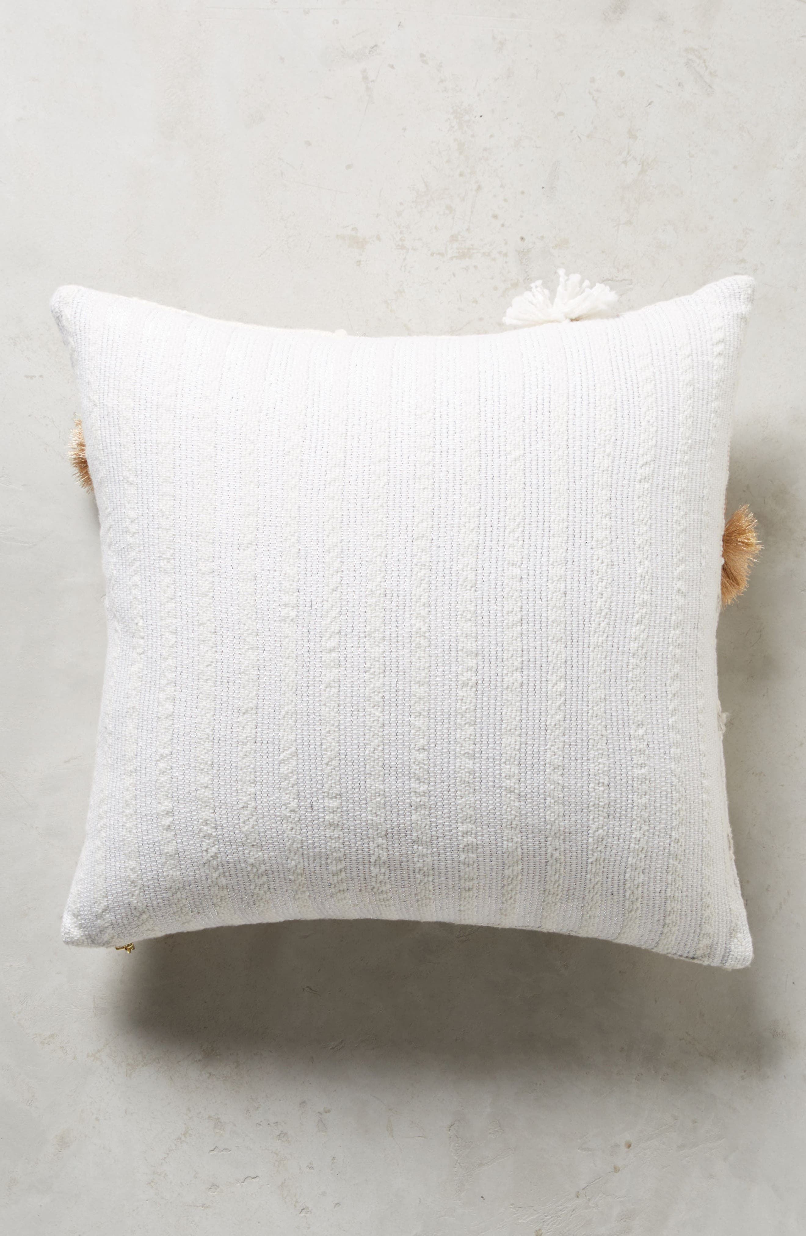 Yoursa Accent Pillow,                             Alternate thumbnail 2, color,                             Ivory