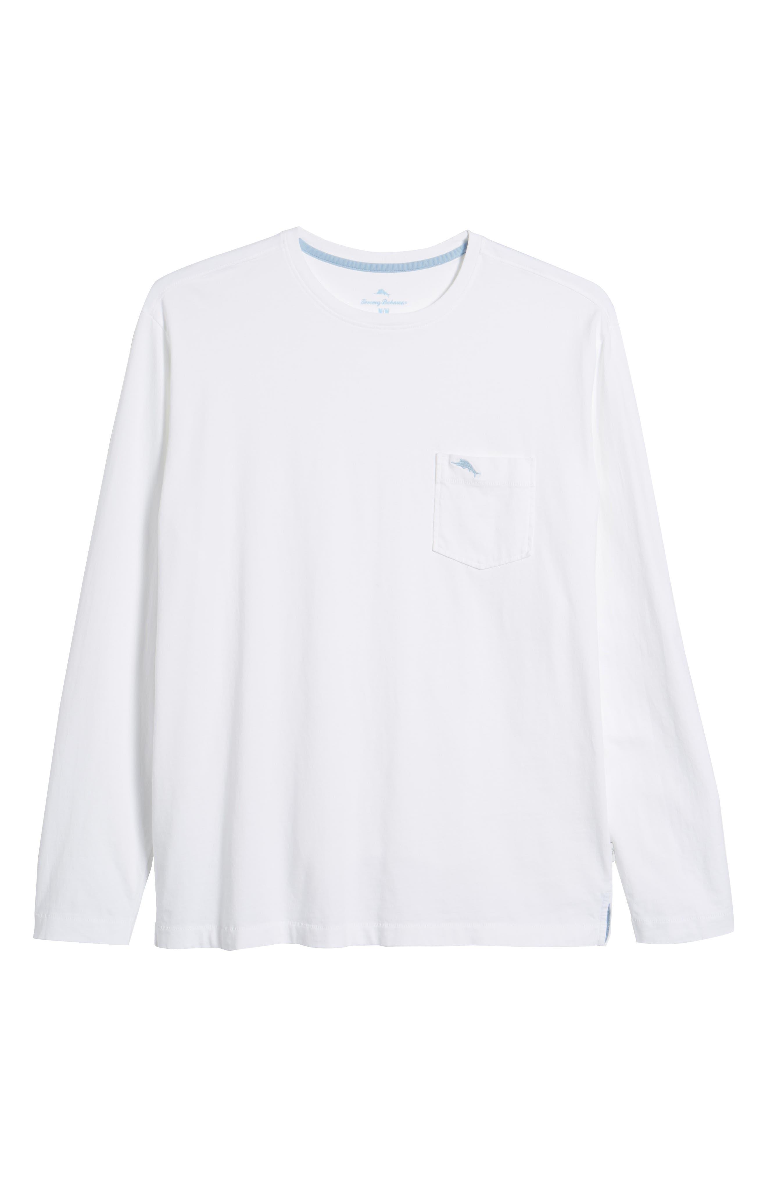 New Bali Skyline T-Shirt,                             Alternate thumbnail 6, color,                             White