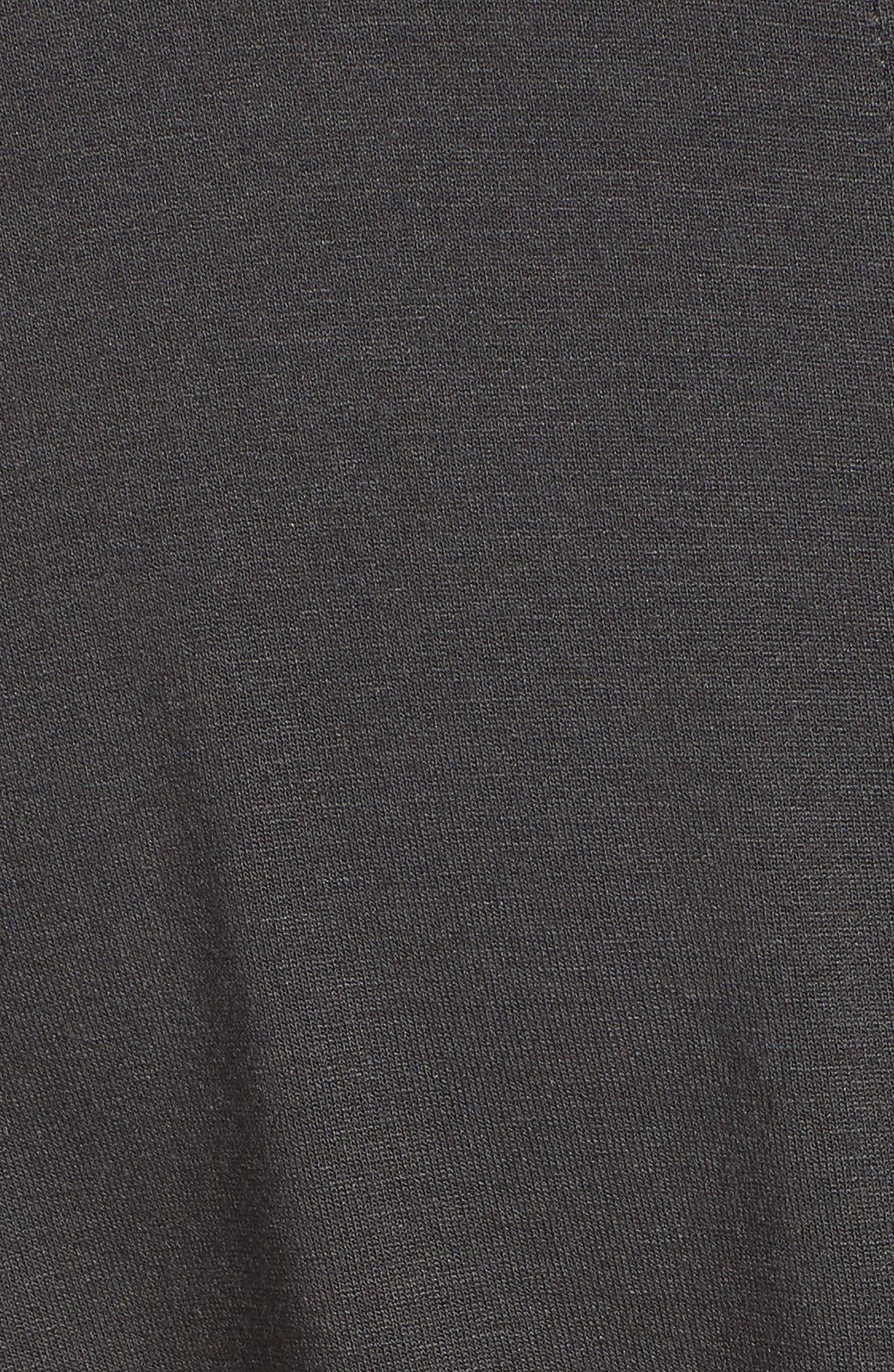 Alternate Image 5  - Eileen Fisher Tie Back Dress (Regular & Petite)