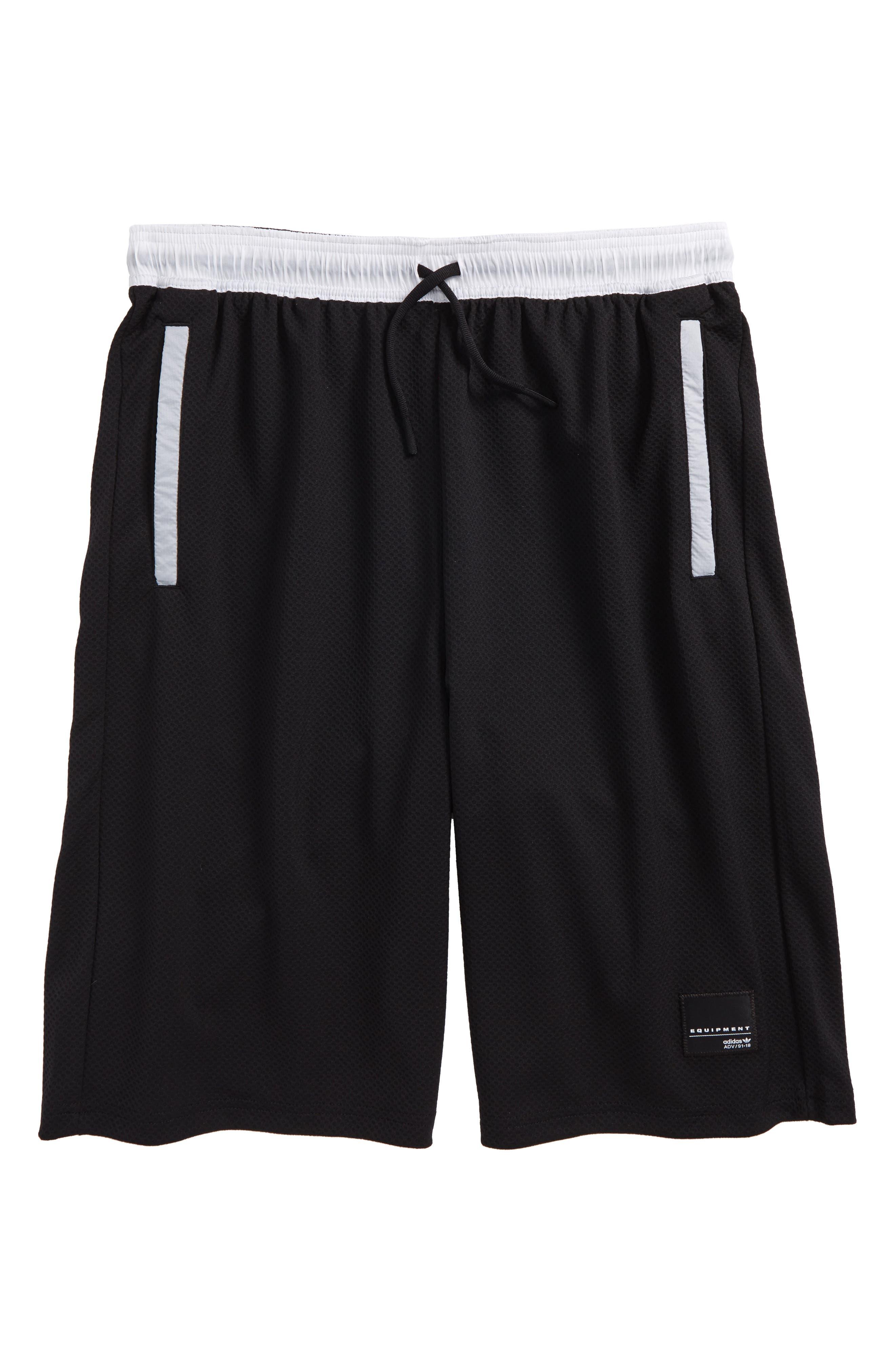 EQT Shorts,                         Main,                         color, Black