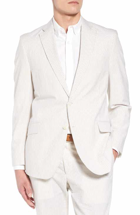 sale retailer 01c9a 3c20f Kroon Jack AIM Classic Fit Seersucker Sport Coat