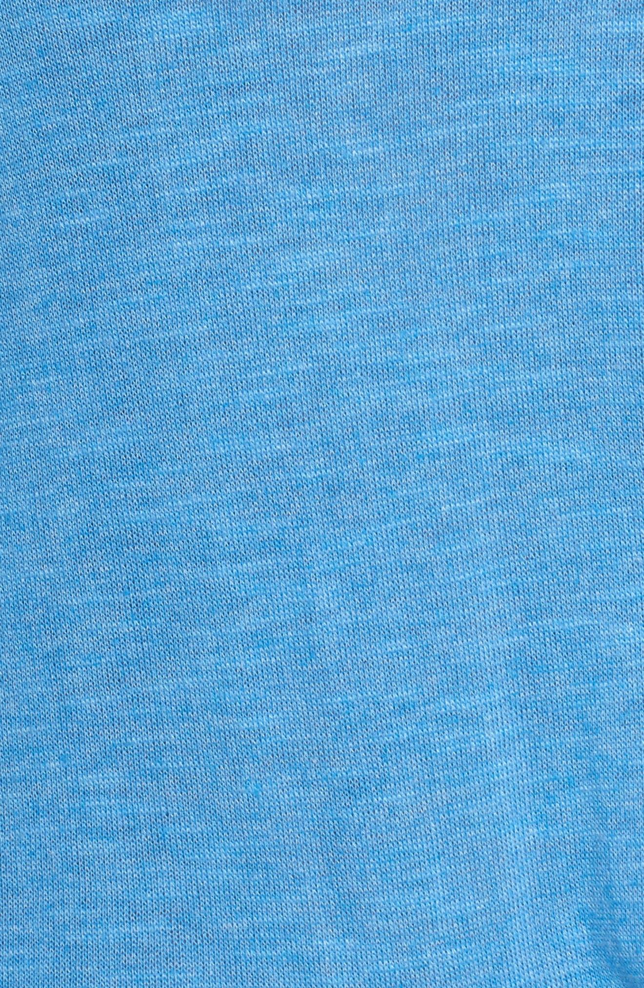 Short Pajamas,                             Alternate thumbnail 6, color,                             Blue