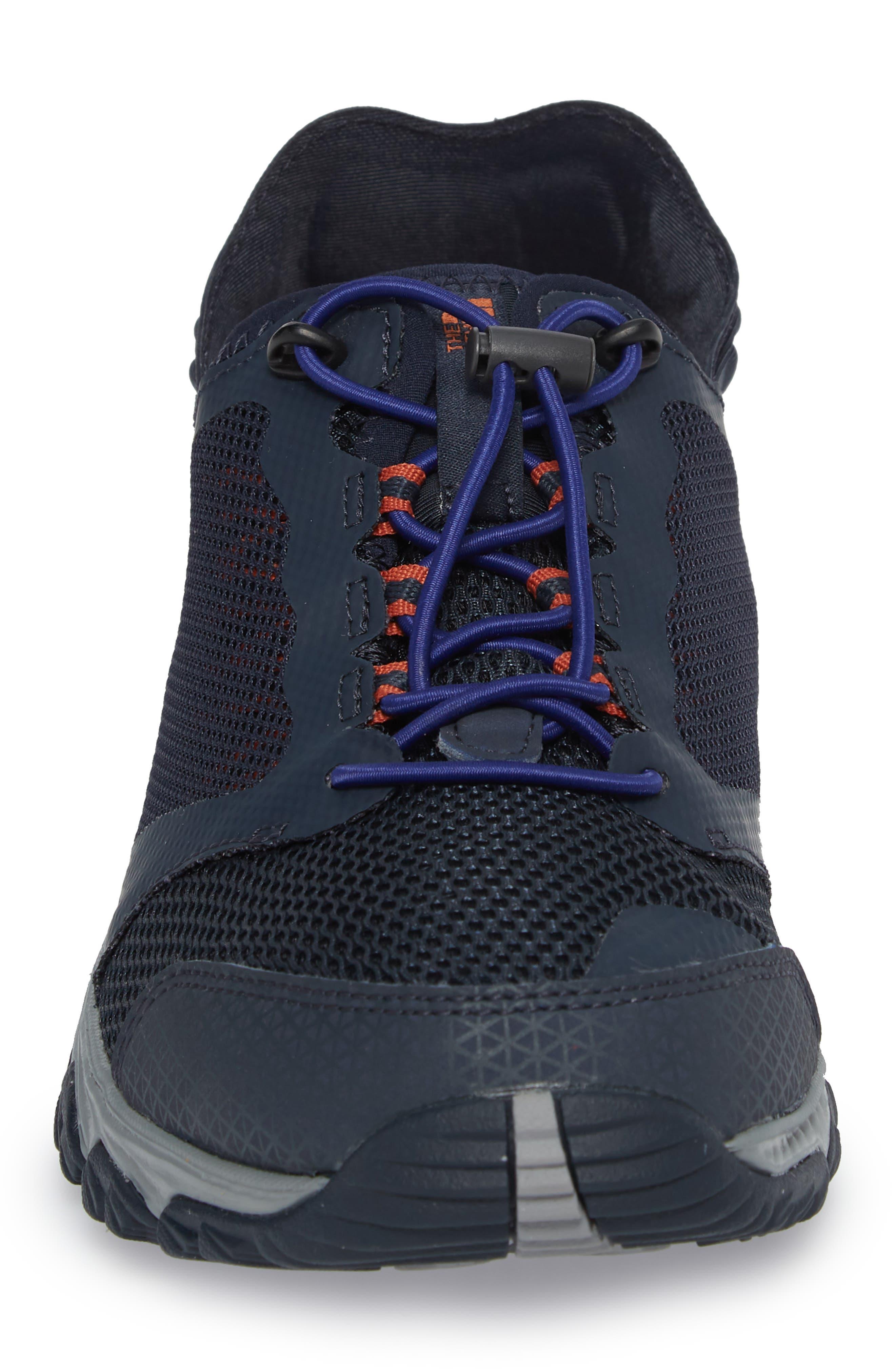 Litewave Amphibious II Collapsible Sneaker,                             Alternate thumbnail 4, color,                             Urban Navy/ Brit Blue