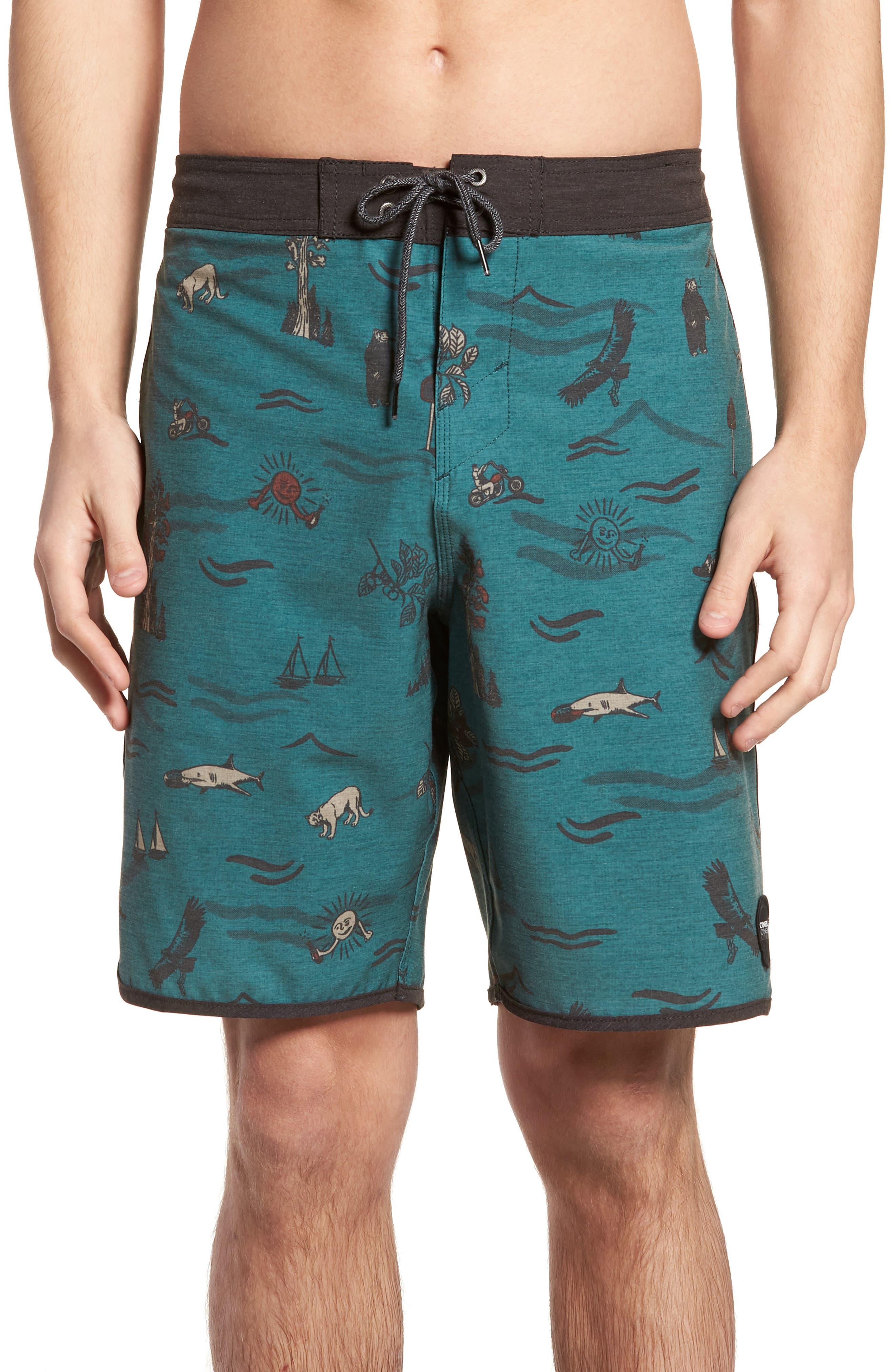 O'Neill Trippin Cruzer Board Shorts