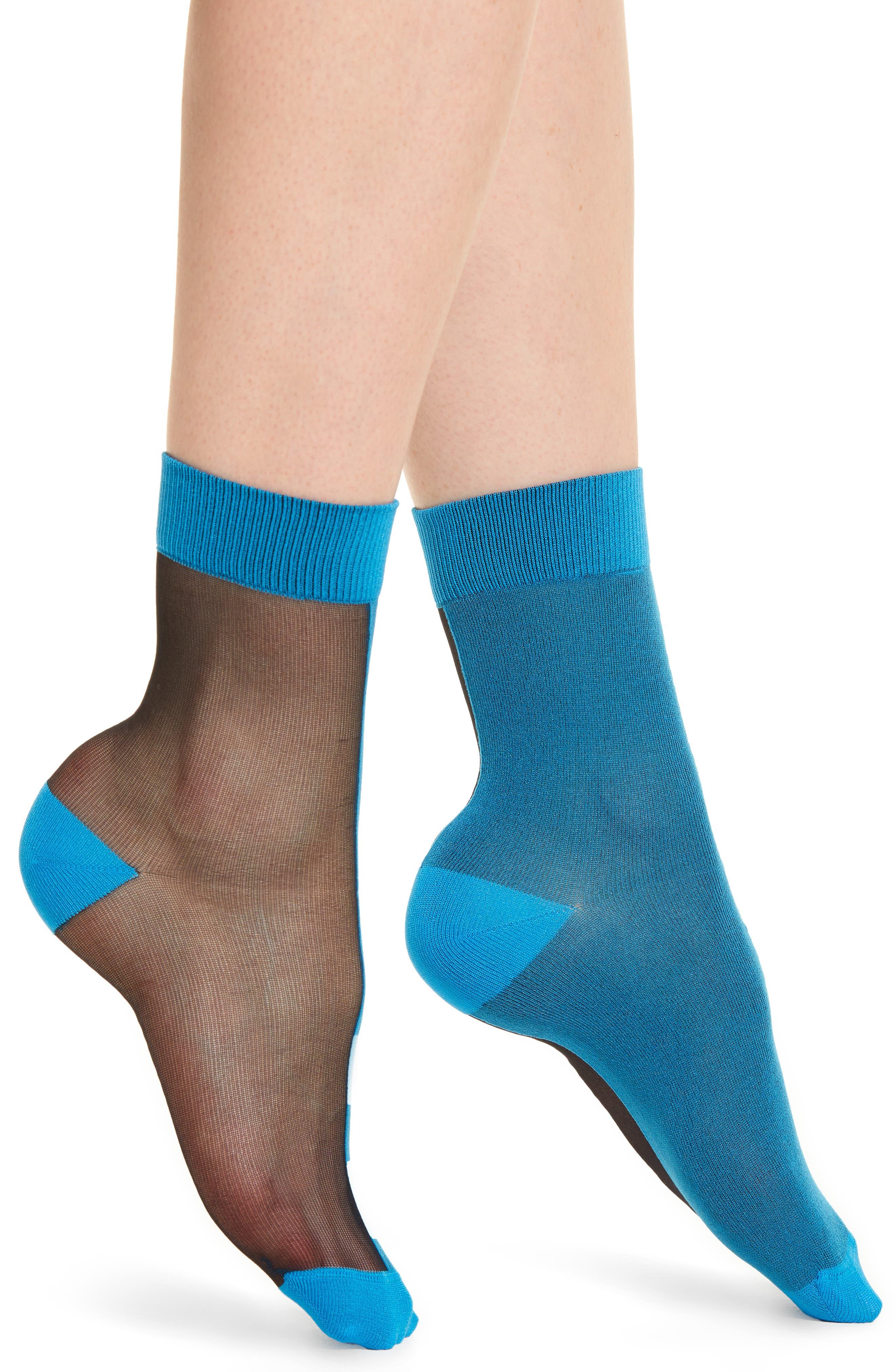 Hysteria by Happy Socks Filippa Sheer Socks