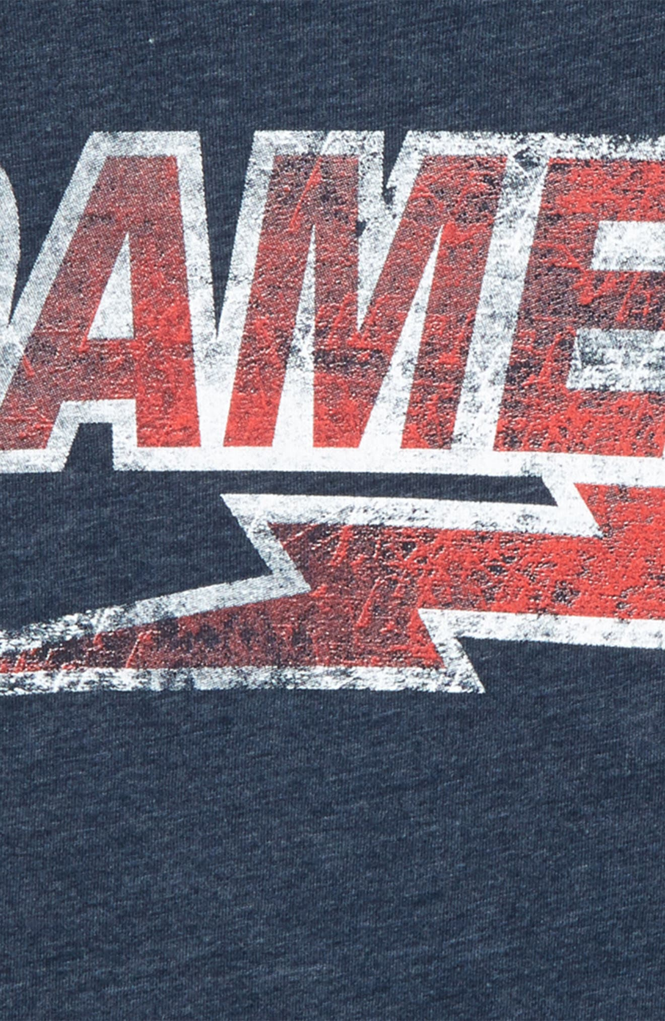Game 7 Graphic T-Shirt,                             Alternate thumbnail 2, color,                             Navy