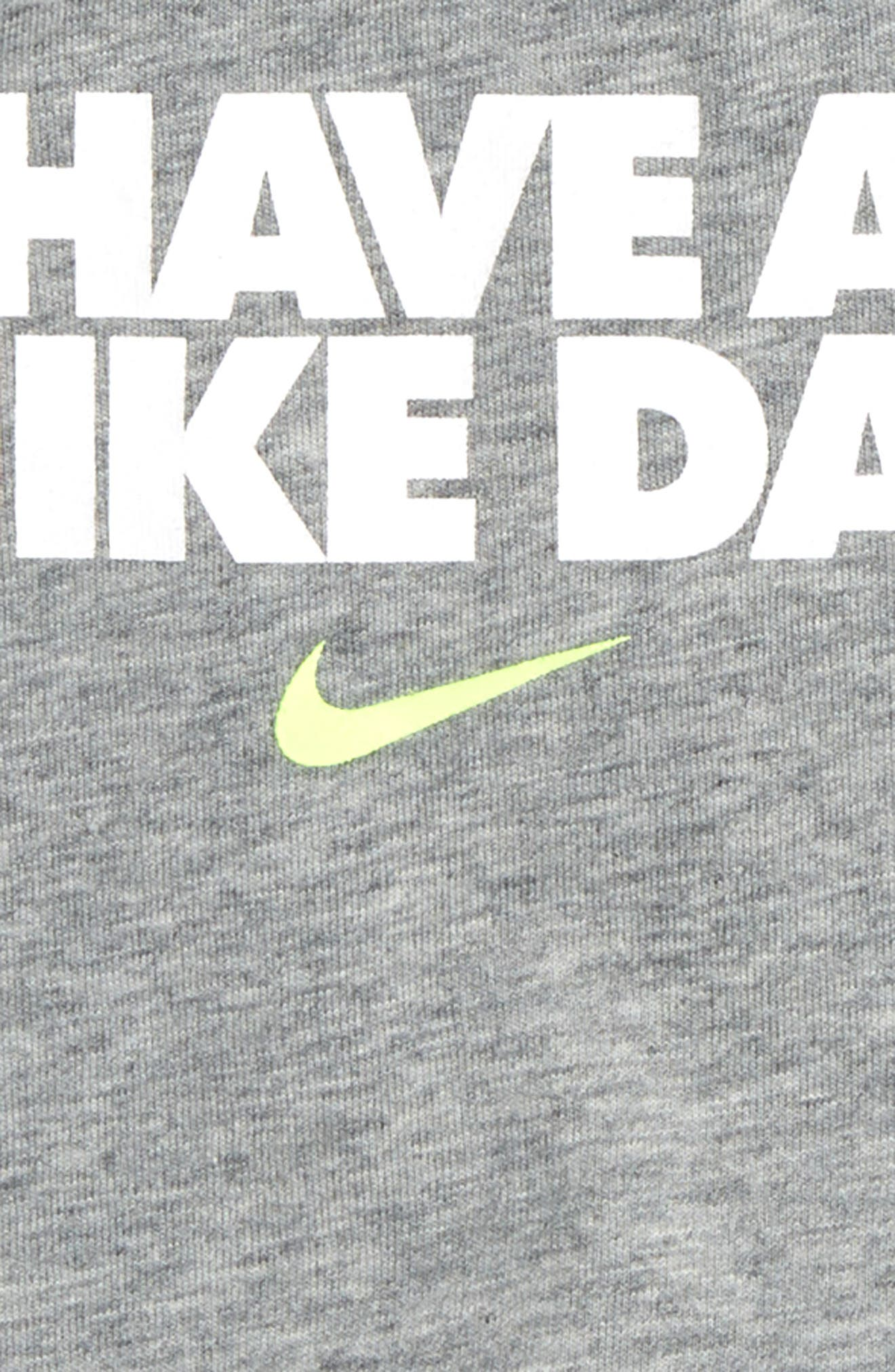 Have a Nike Day Tank Top & Shorts Set,                             Alternate thumbnail 2, color,                             Deep Royal Blue