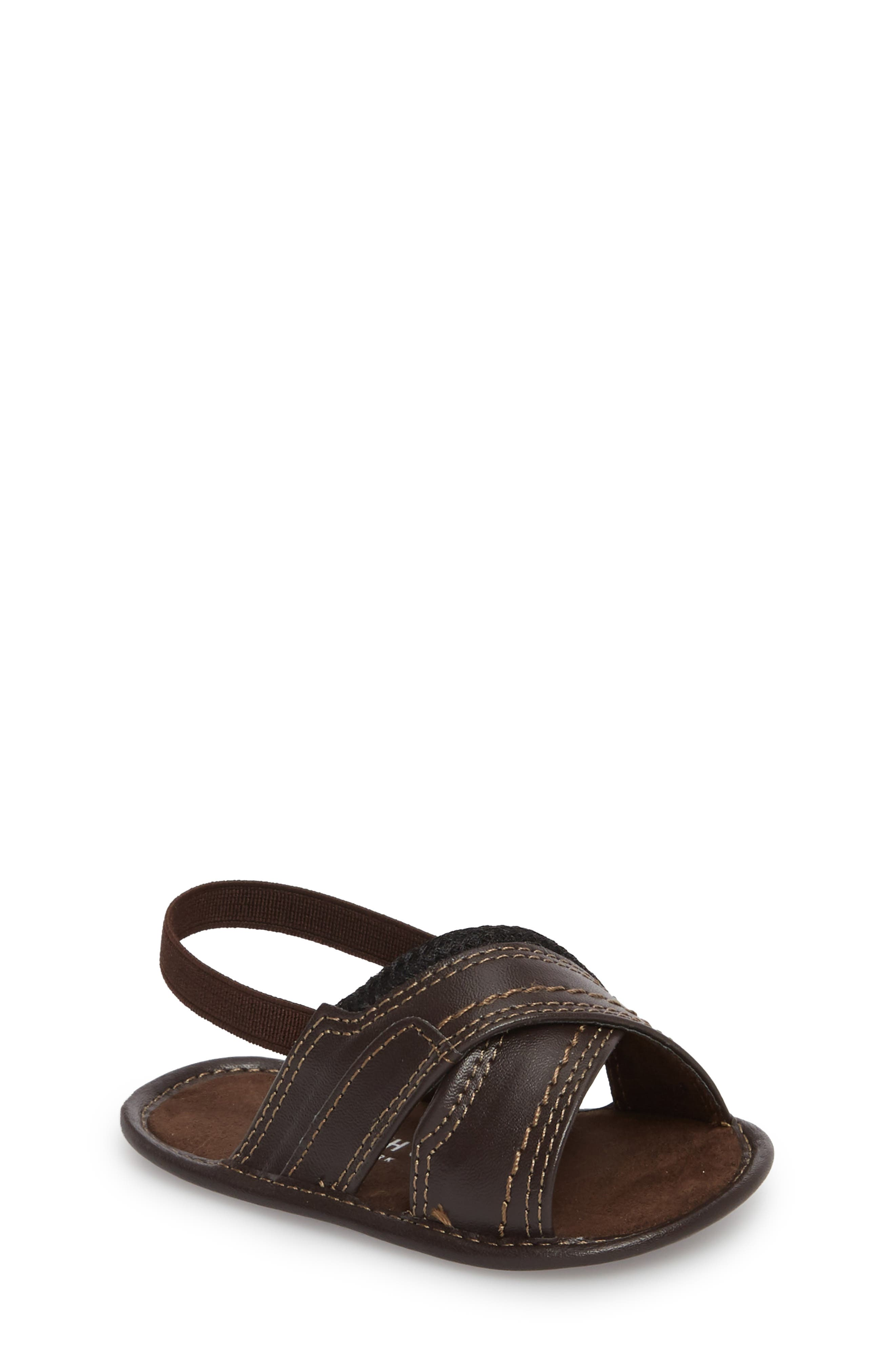 Kenneth Cole New York Leaf Sandal (Baby)