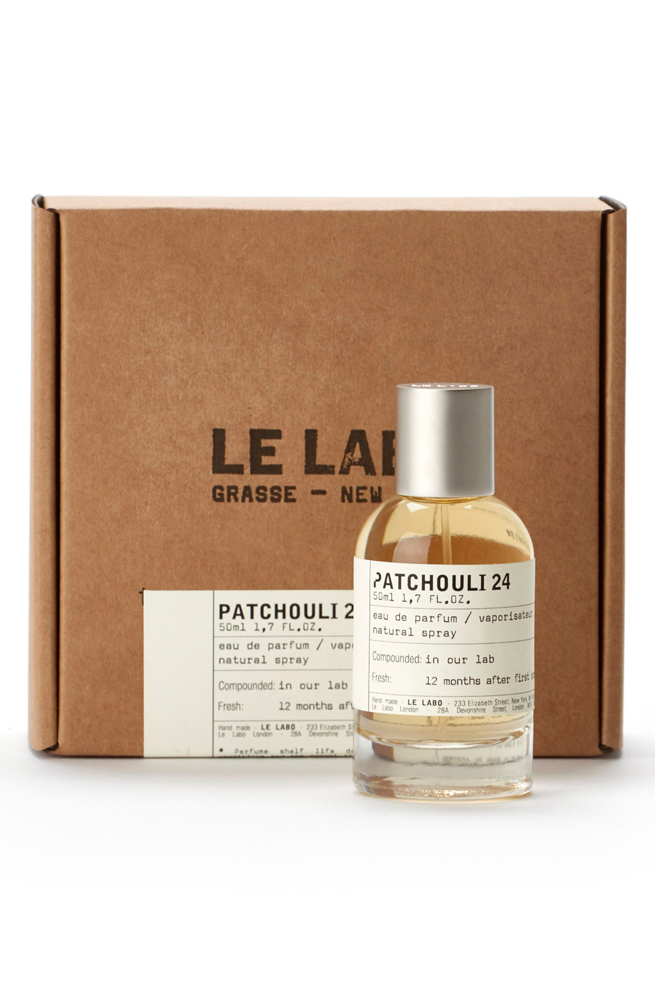 'Patchouli 24' Eau de Parfum,                             Alternate thumbnail 4, color,                             No Color