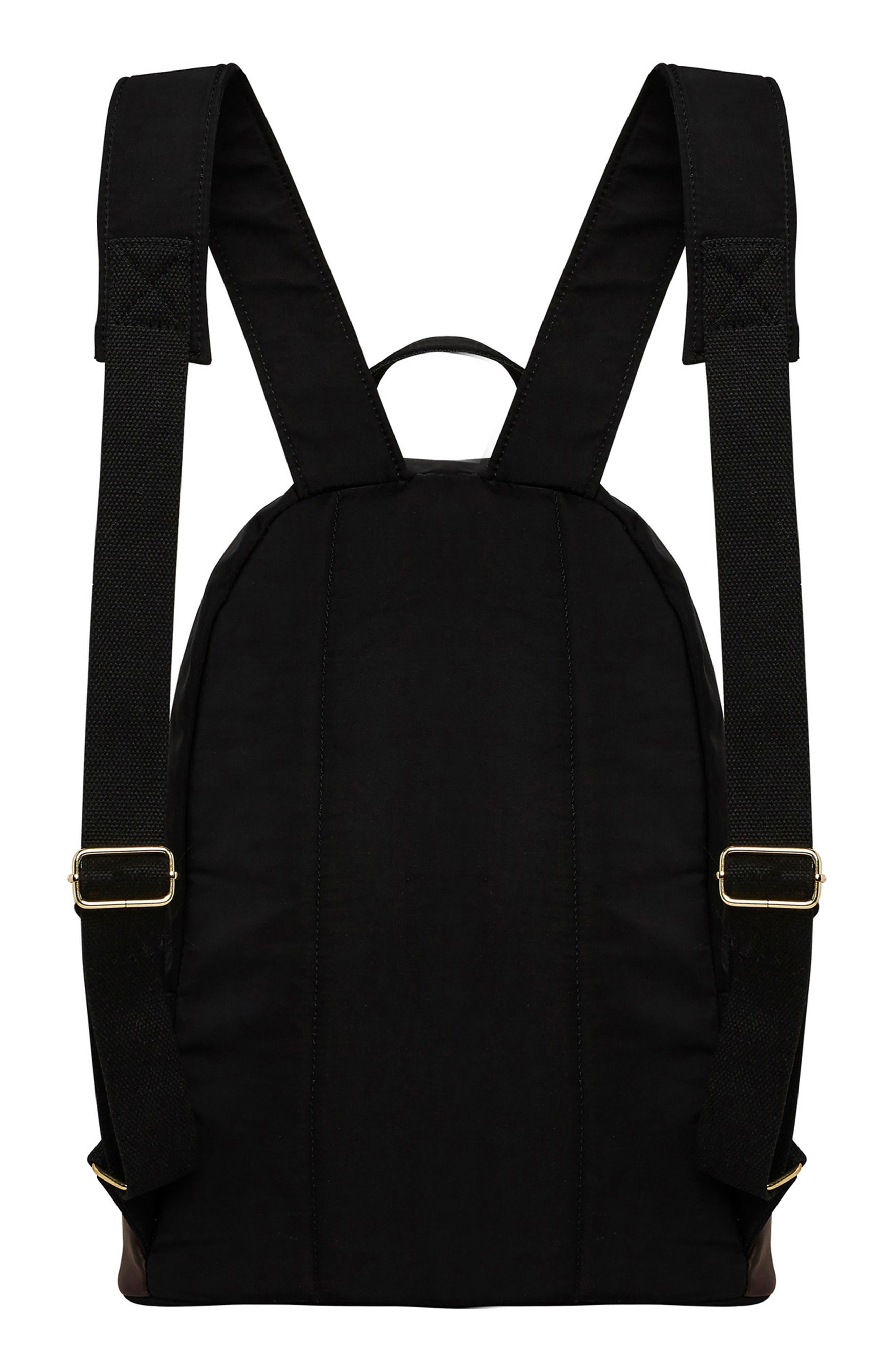 Alternate Image 2  - Urban Originals Own Beat Vegan Leather Backpack