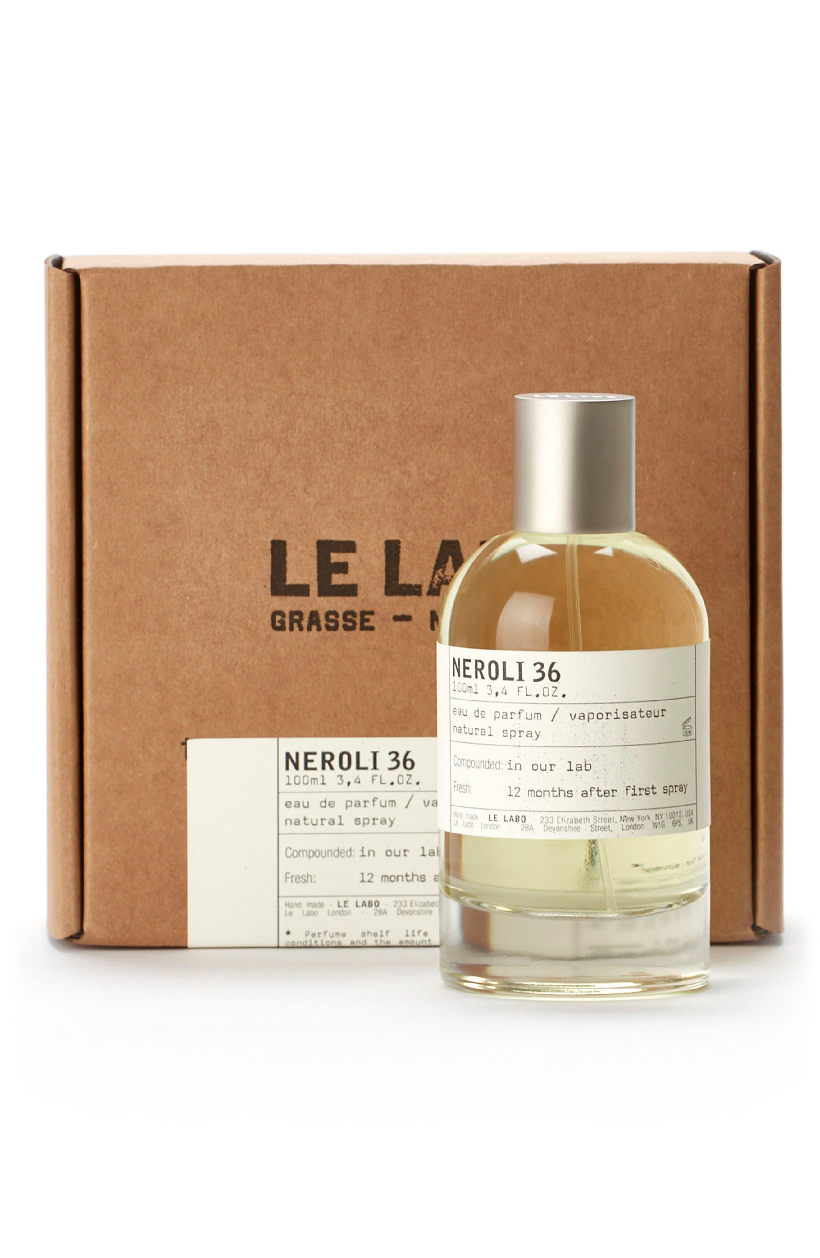 'Neroli 36' Eau de Parfum,                             Alternate thumbnail 3, color,                             No Color
